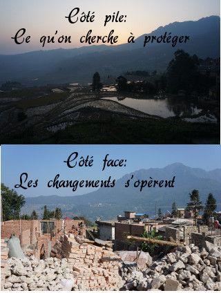 Les terrasses de riz de yuanyang
