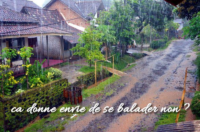rain season in Asia