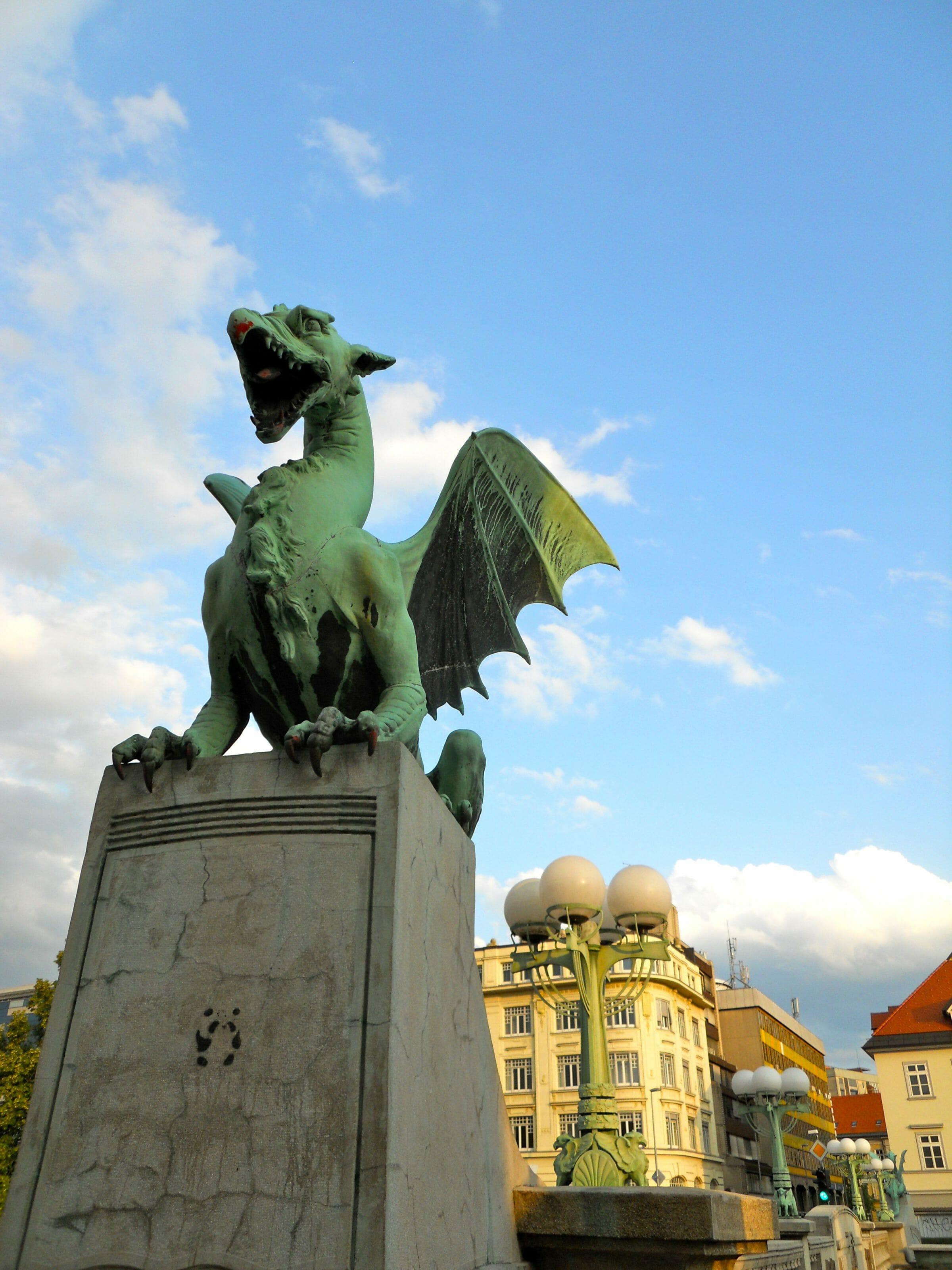 pont des dragons
