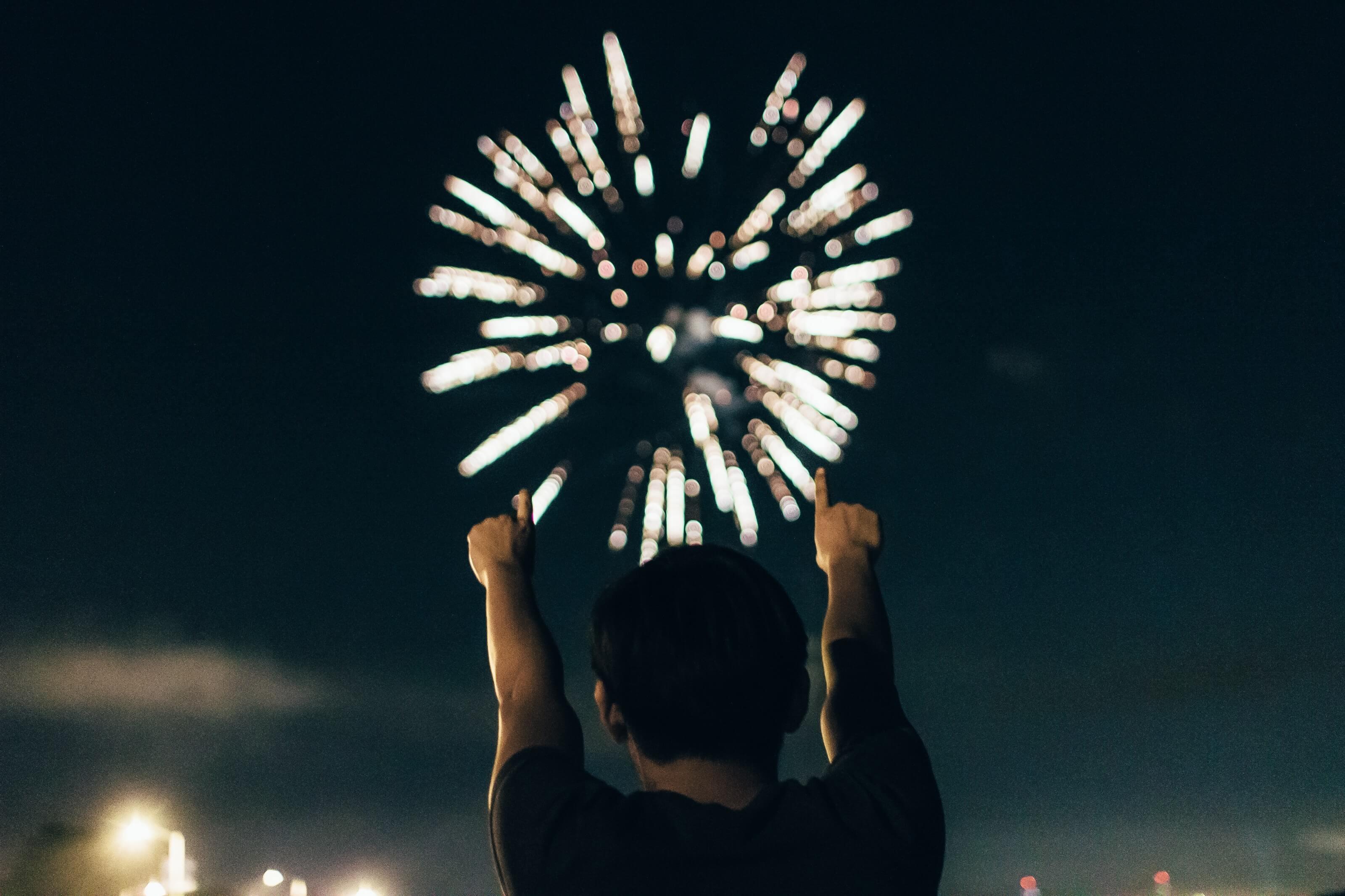 nouvel an dans le monde
