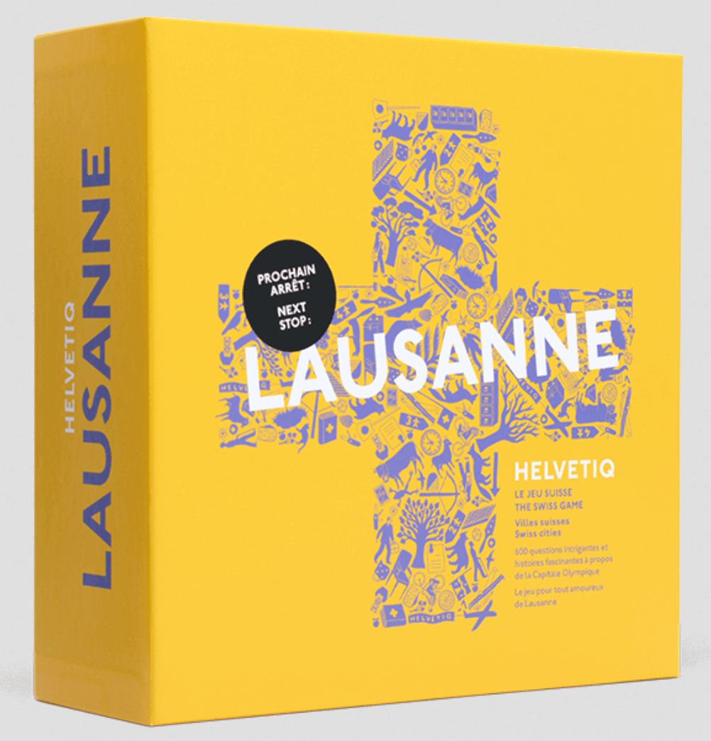 jeu de société sur Lausanne