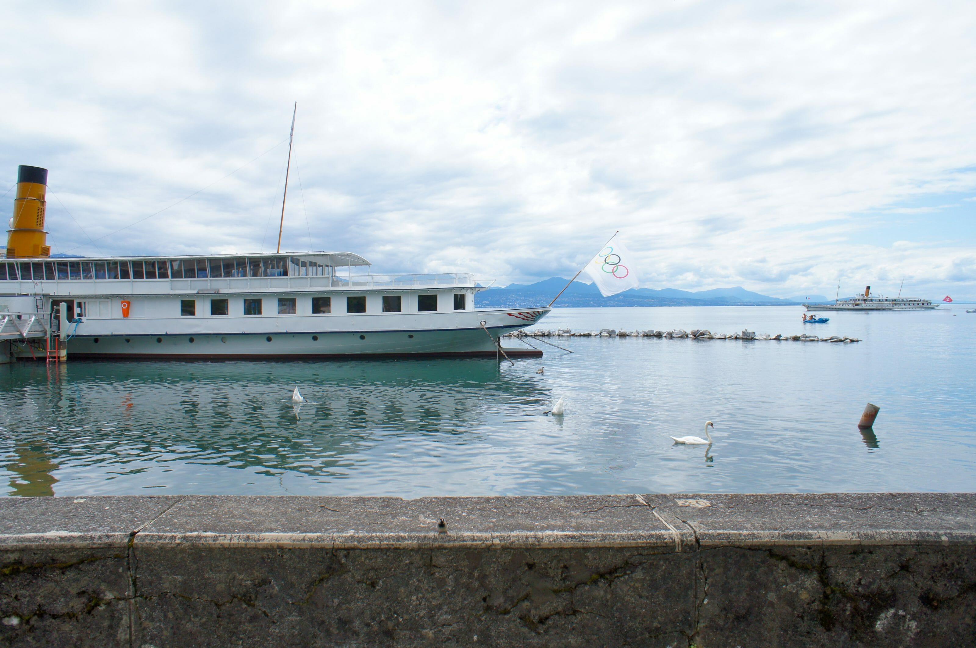 bateau de la cgn