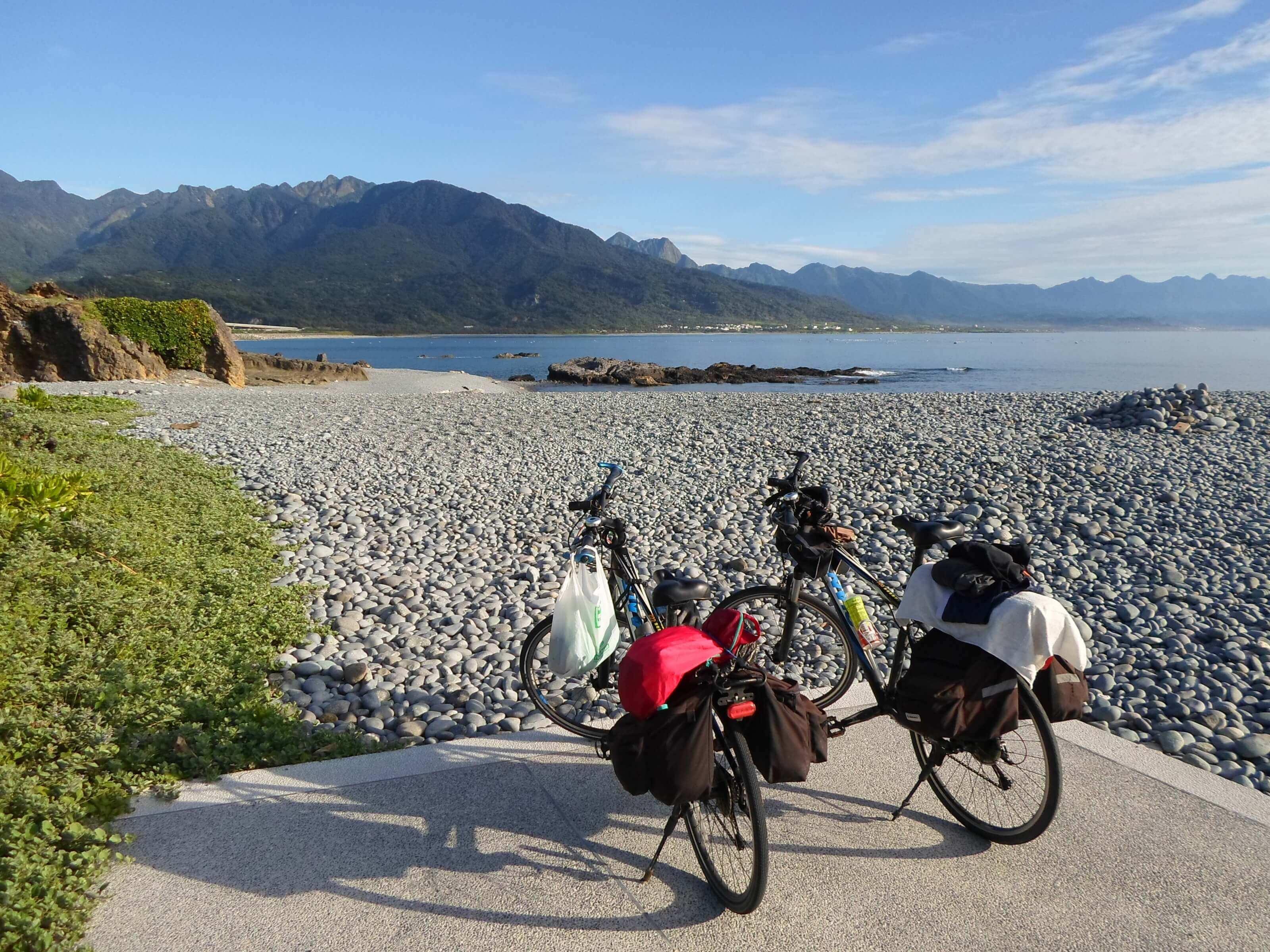vélo Hualien