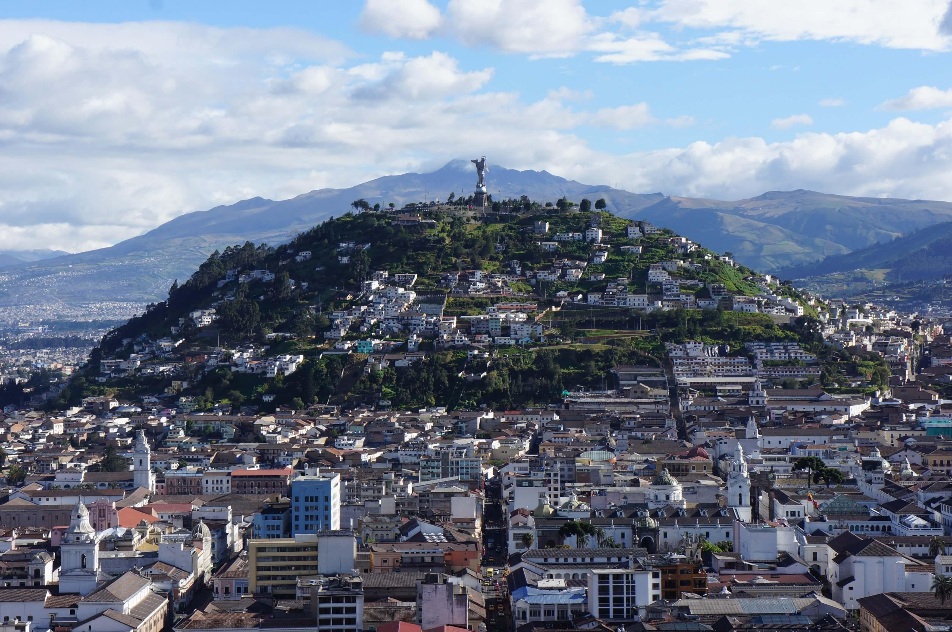 Quito, centre historique