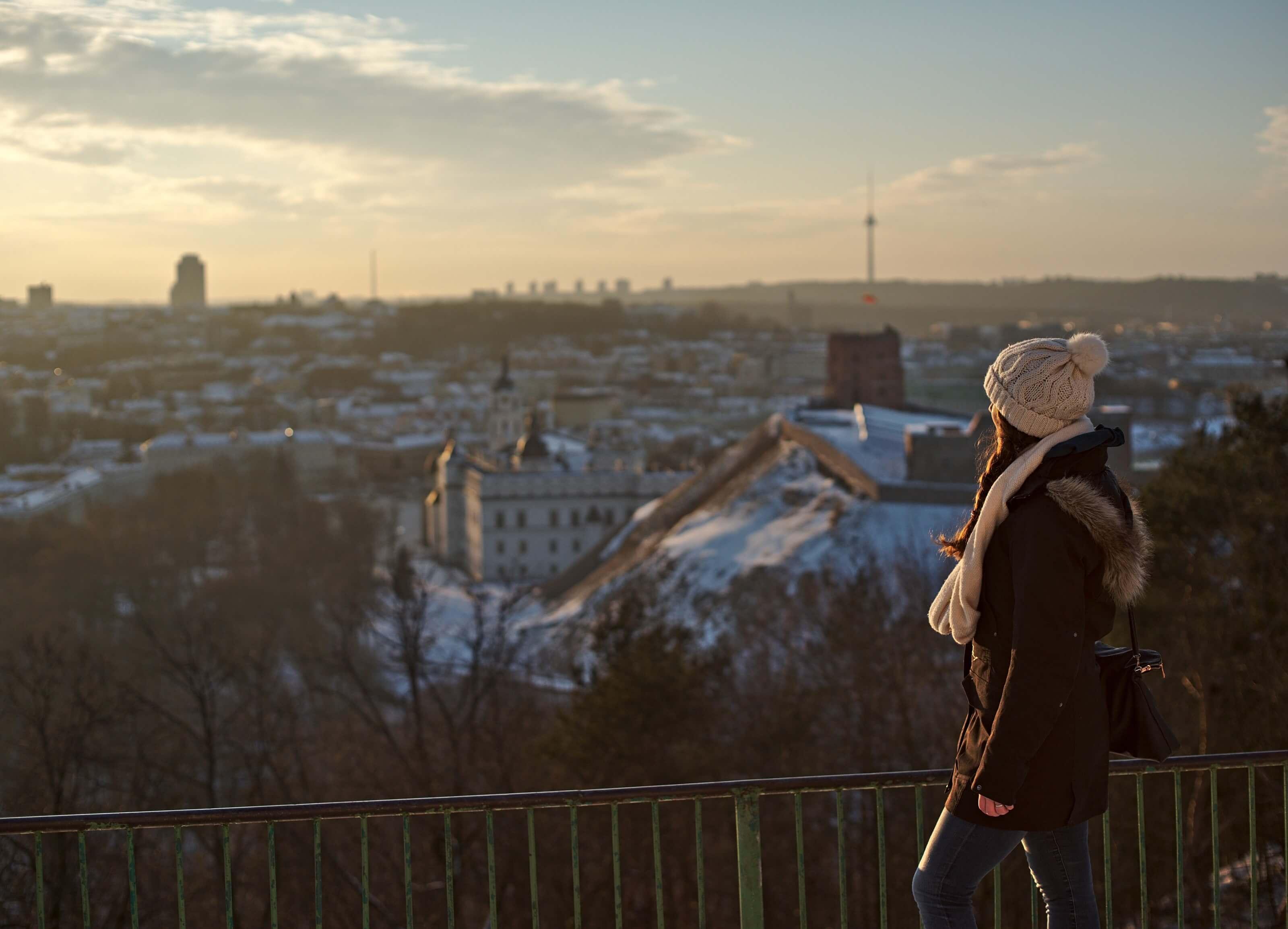 vue sur Vilnius