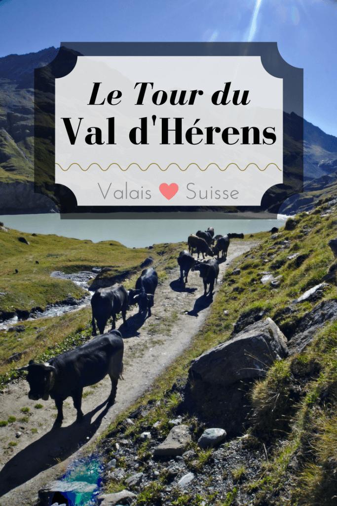 Tour Du VAL D'HERENS