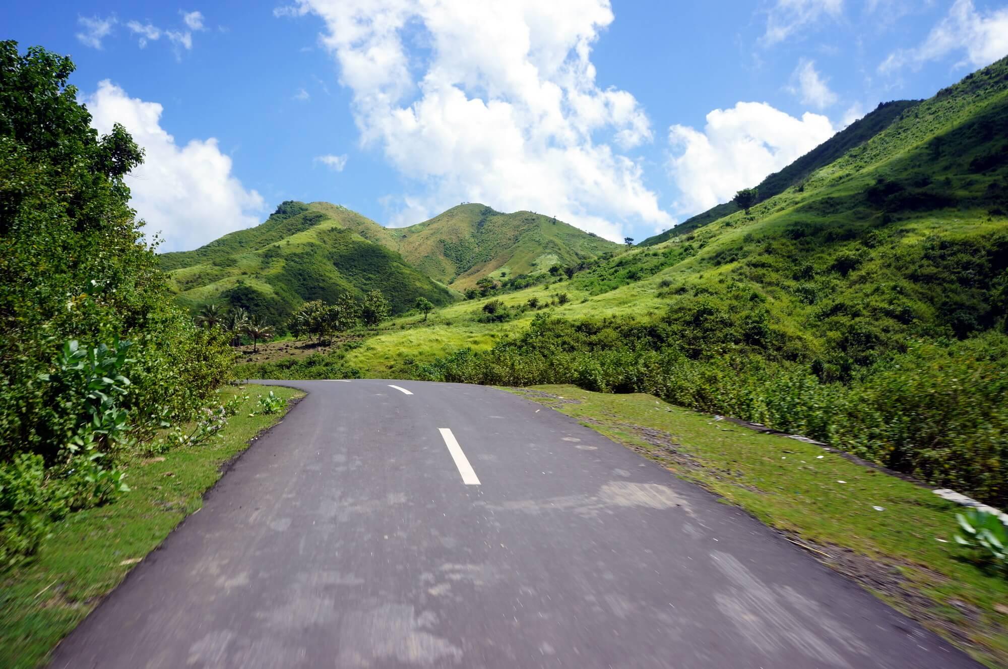 belle route du monde