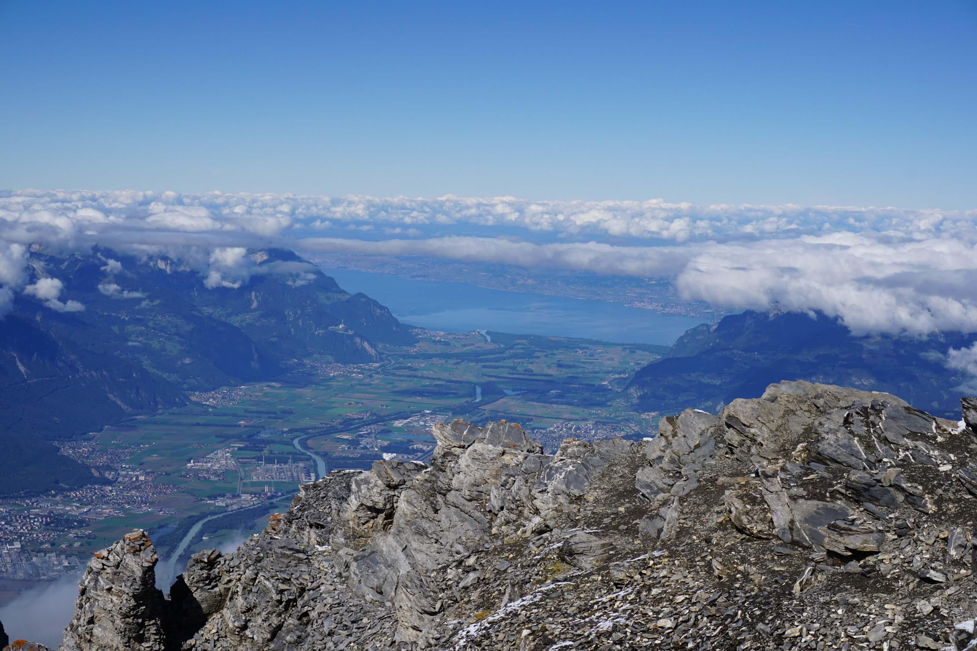 dent de morcle, suisse