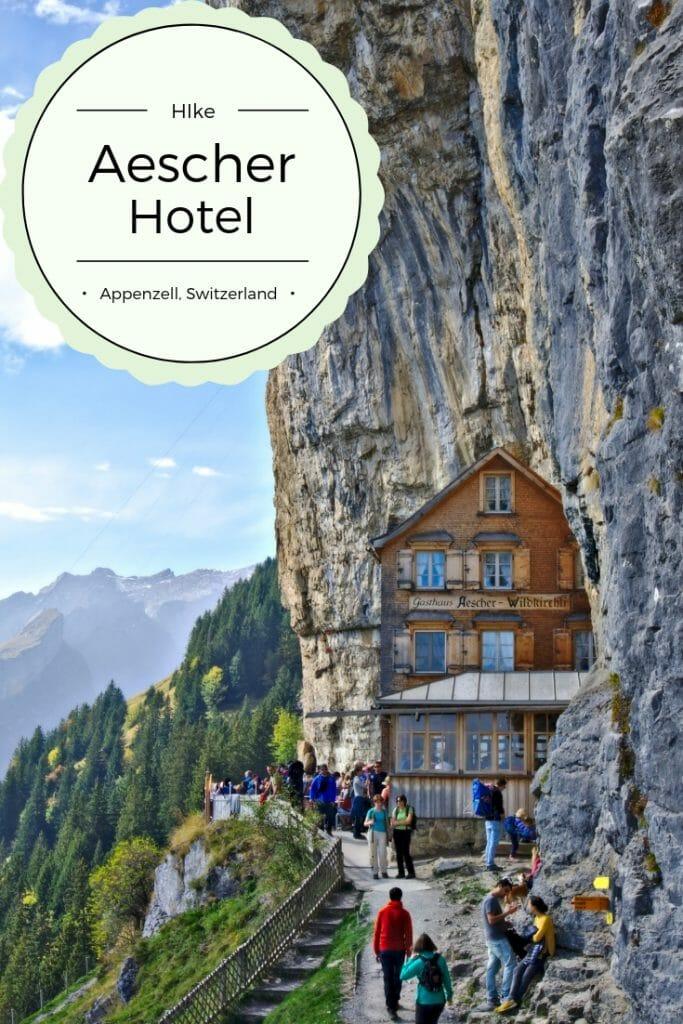 hotel aescher, appenzell