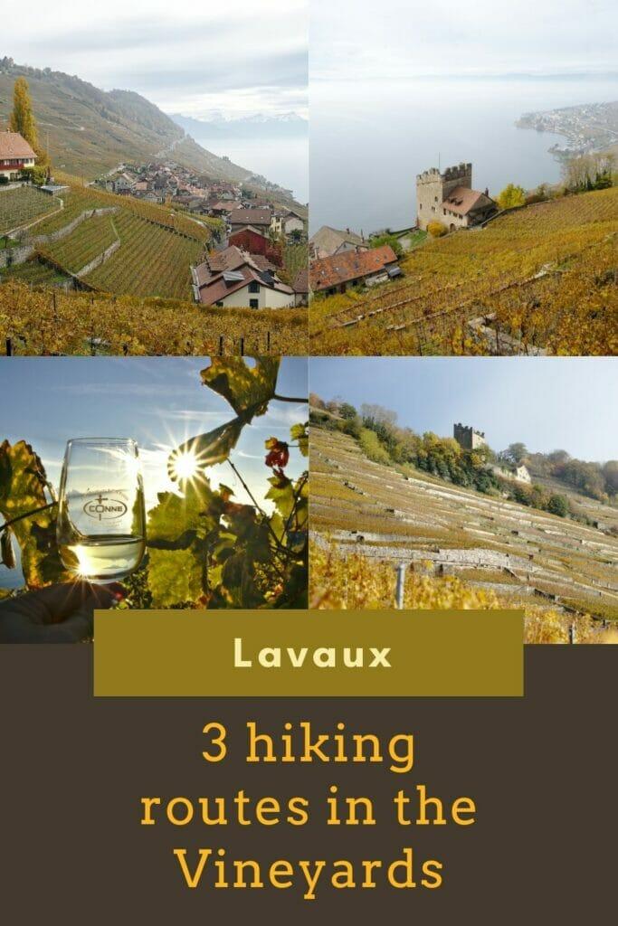 hiking lavaux