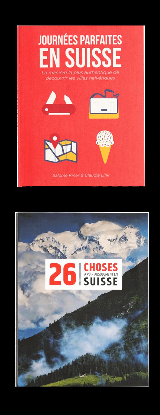 livre sur la suisse