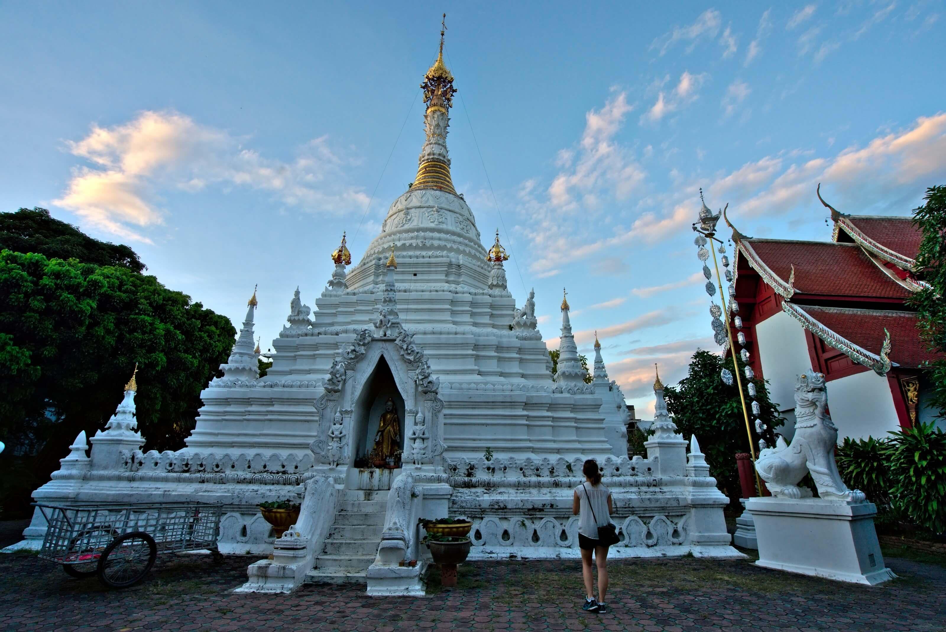 temple thailandais