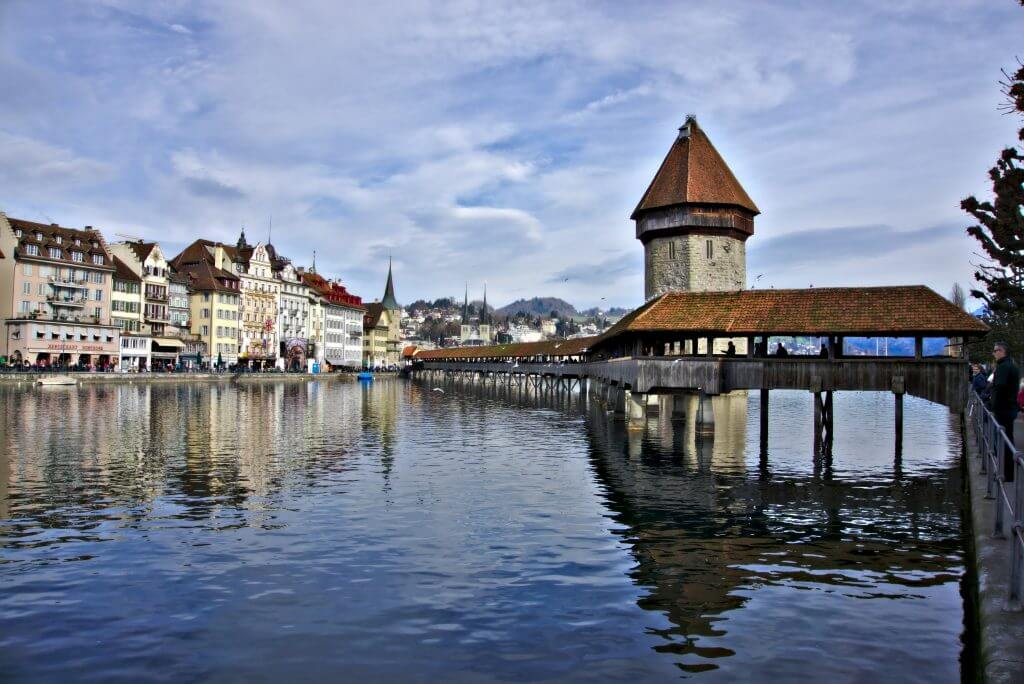 the city of Lucern