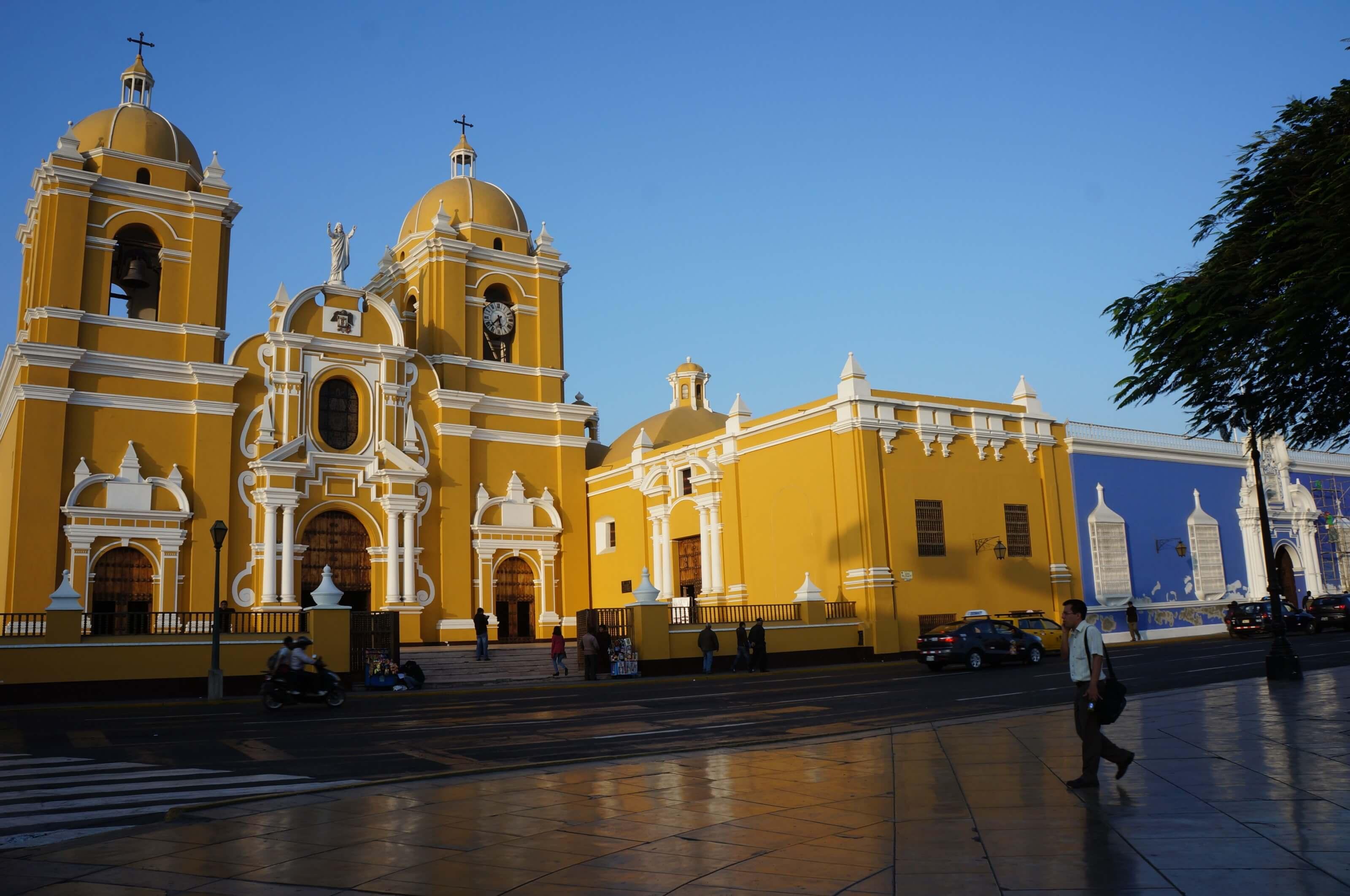 chiclayo, nord du pérou