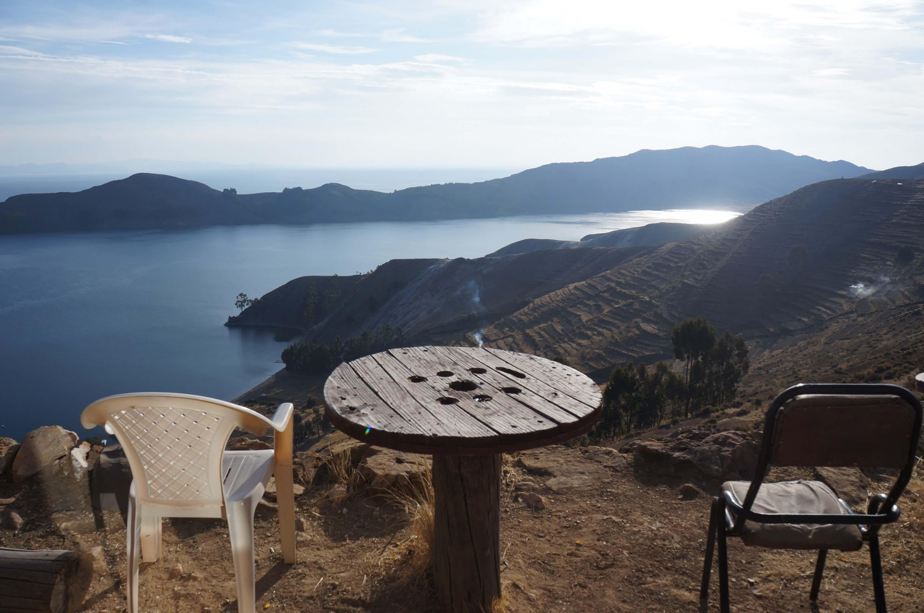 isla del sol, bolivie