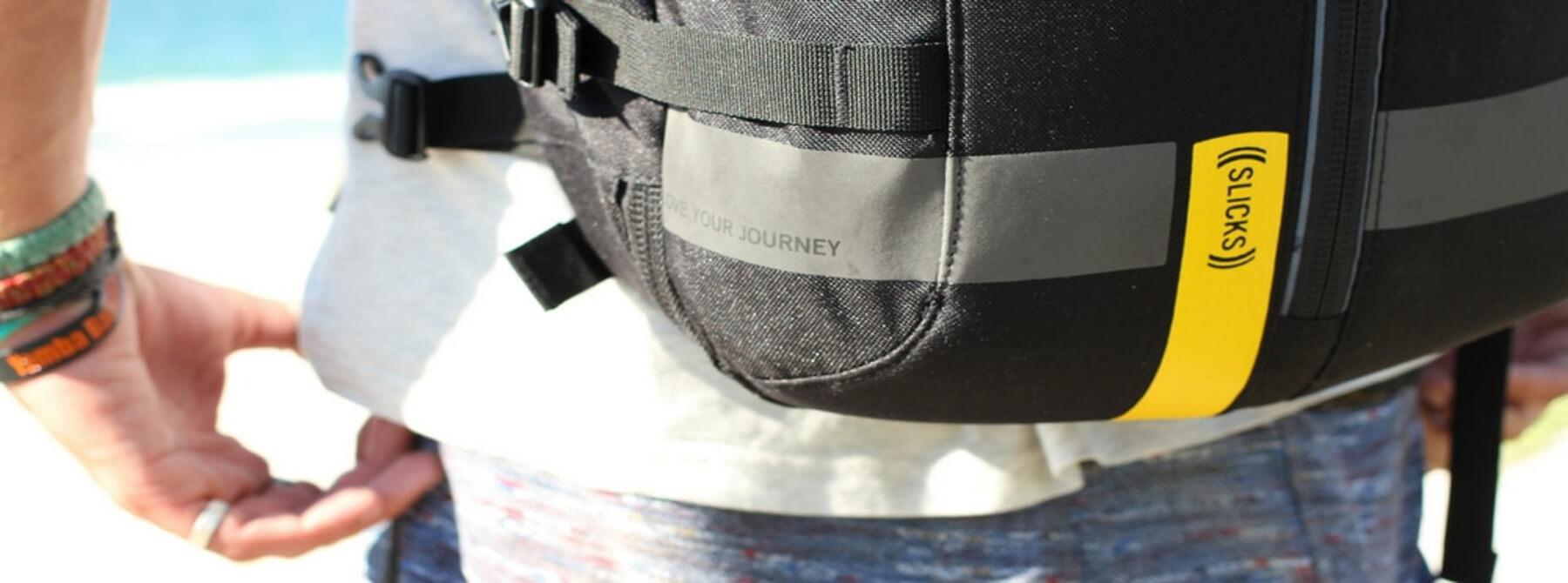 sac pour entrepreneurs nomades