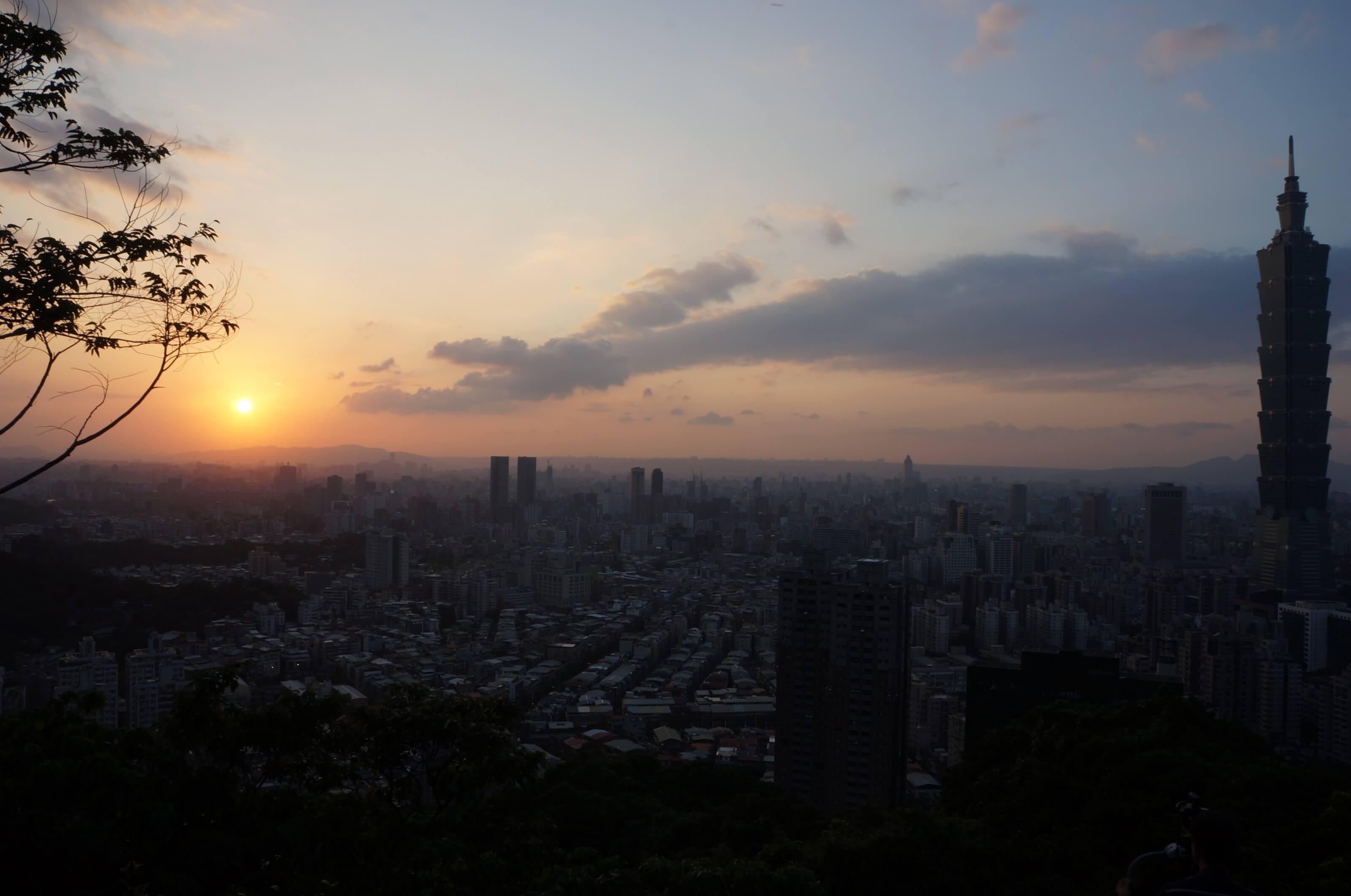 taipei à taiwan