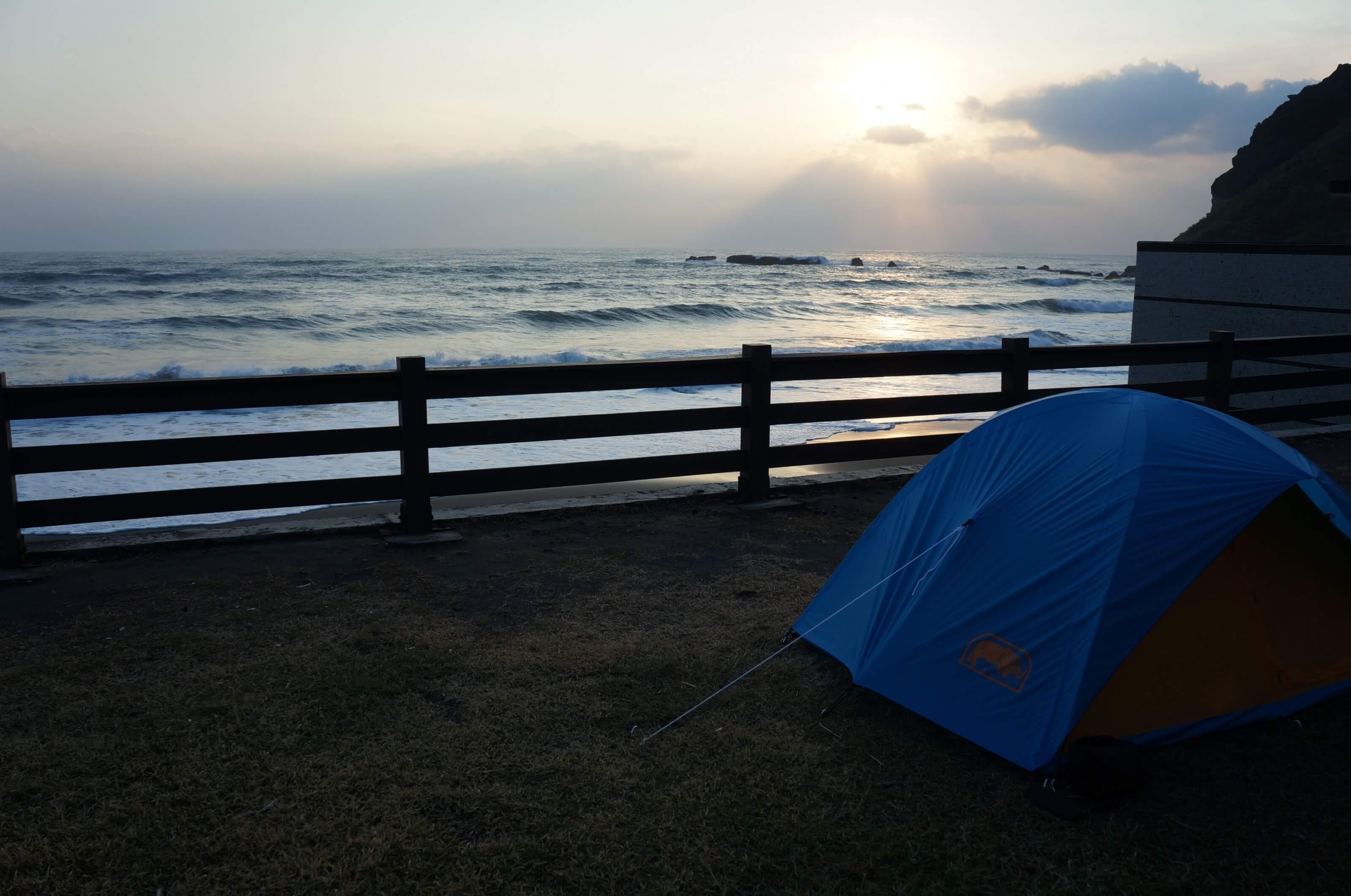 camping Taiwan