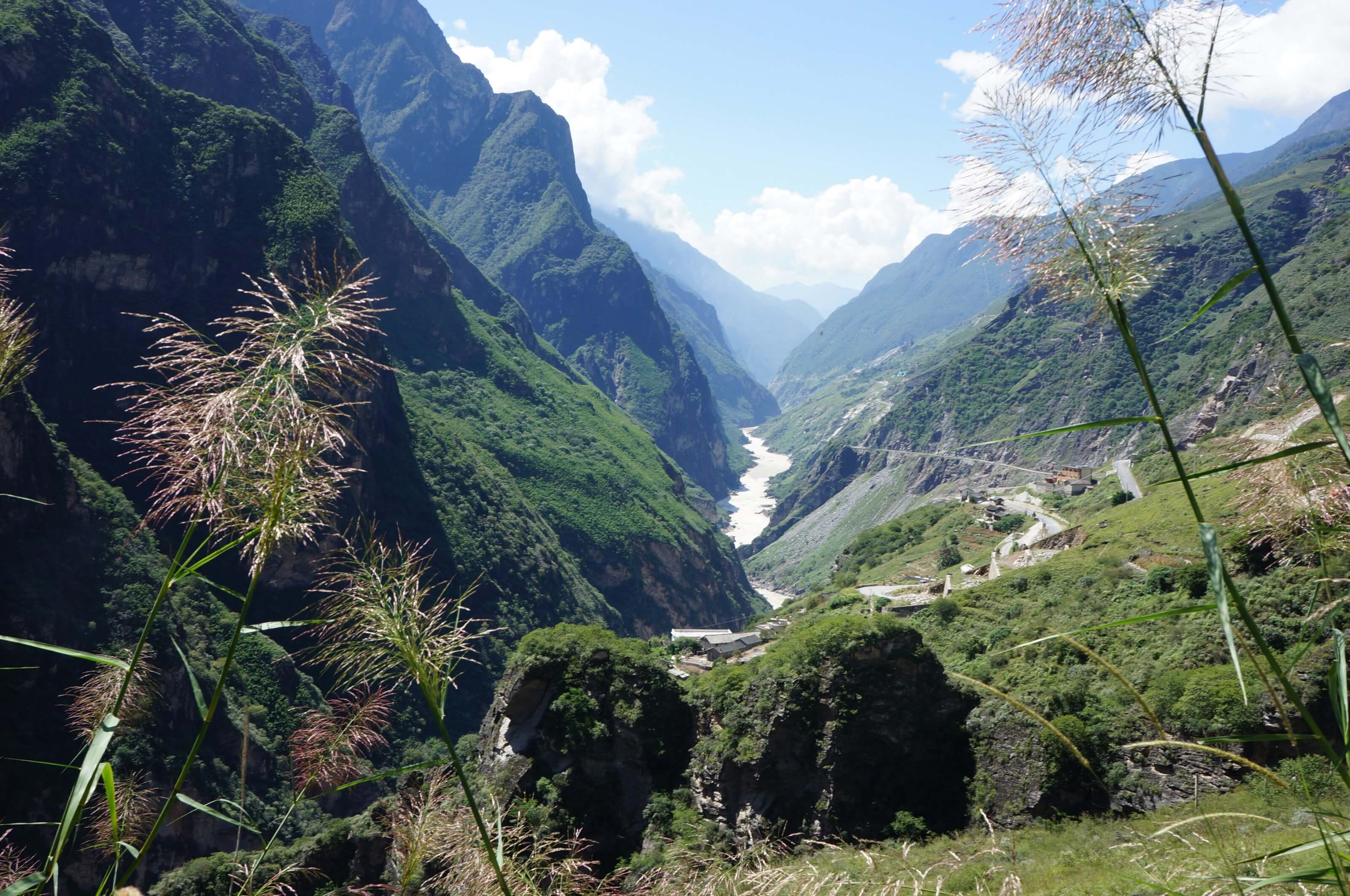 chine tiger leaping gorge