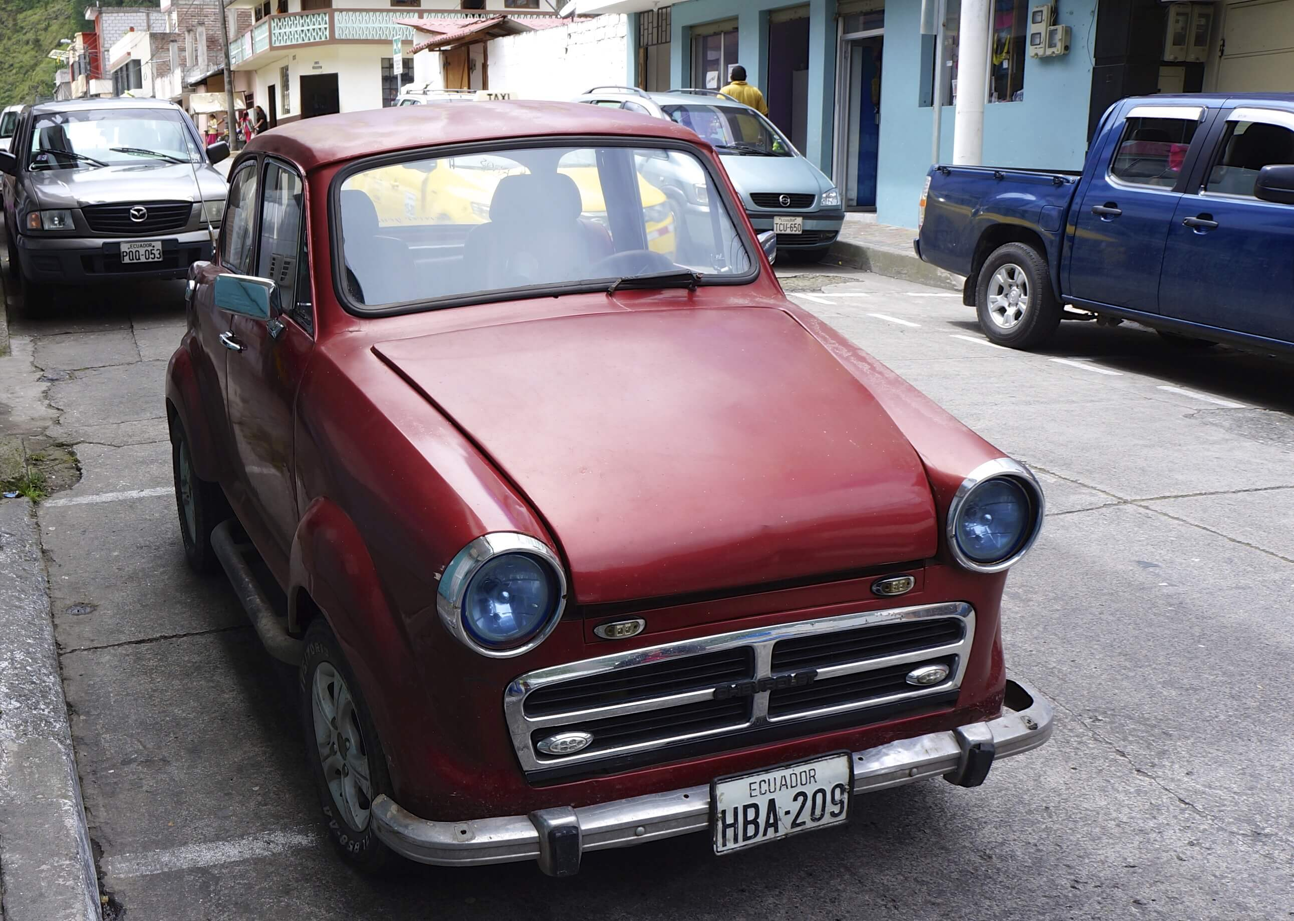 vieille voiture