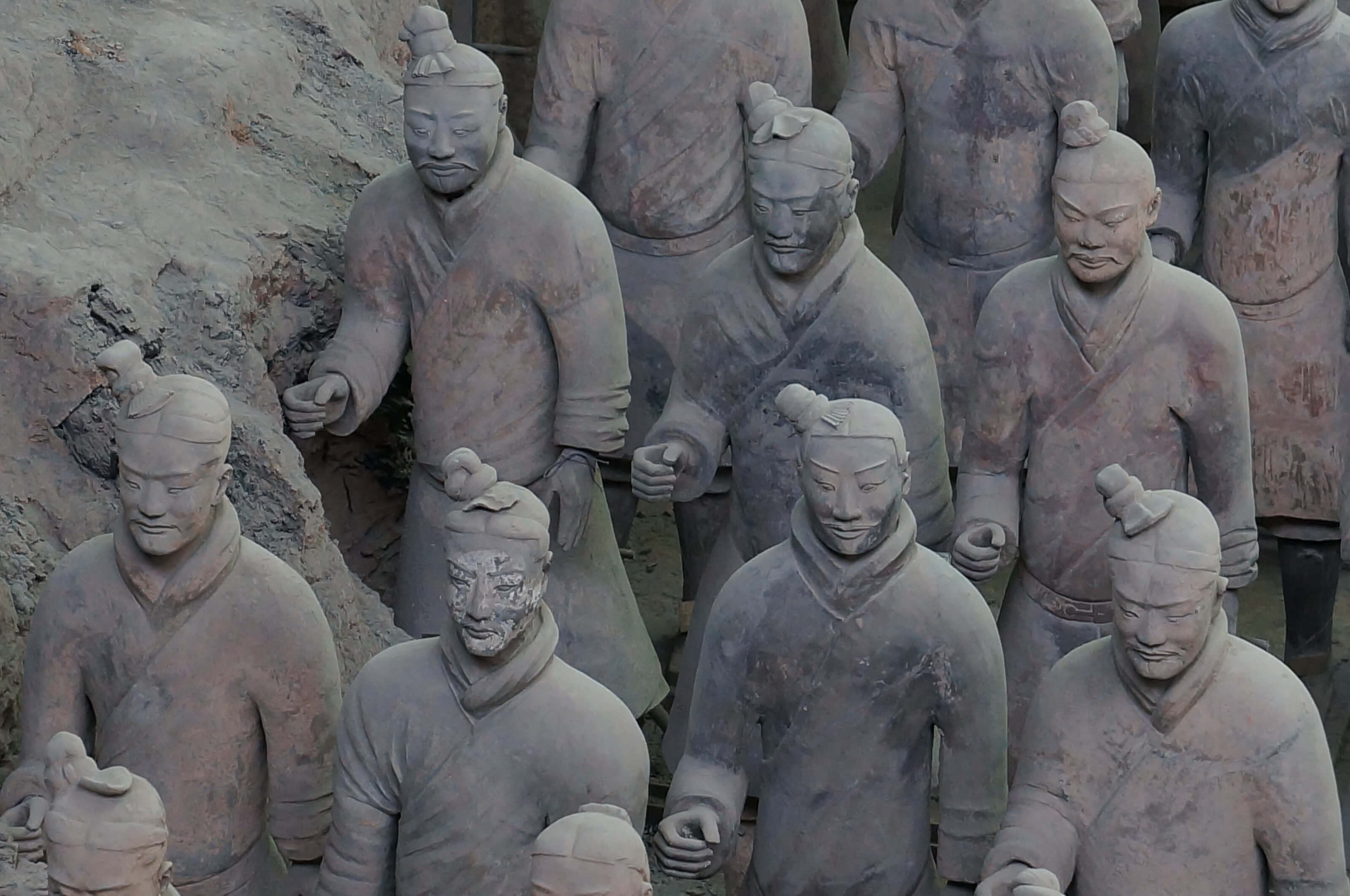 Xian terracotta warrior