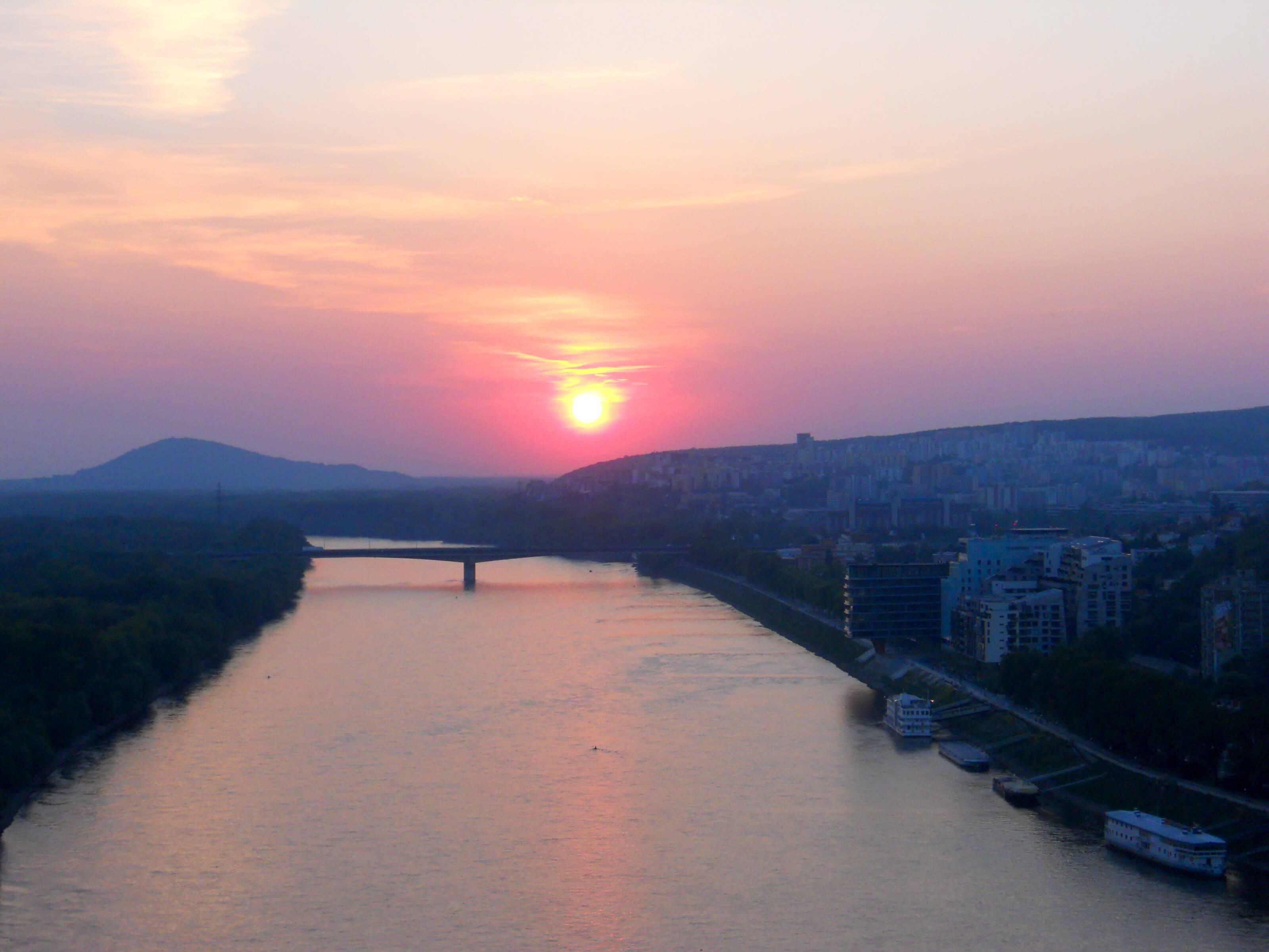 Bratislava, capitale de la slovaquie