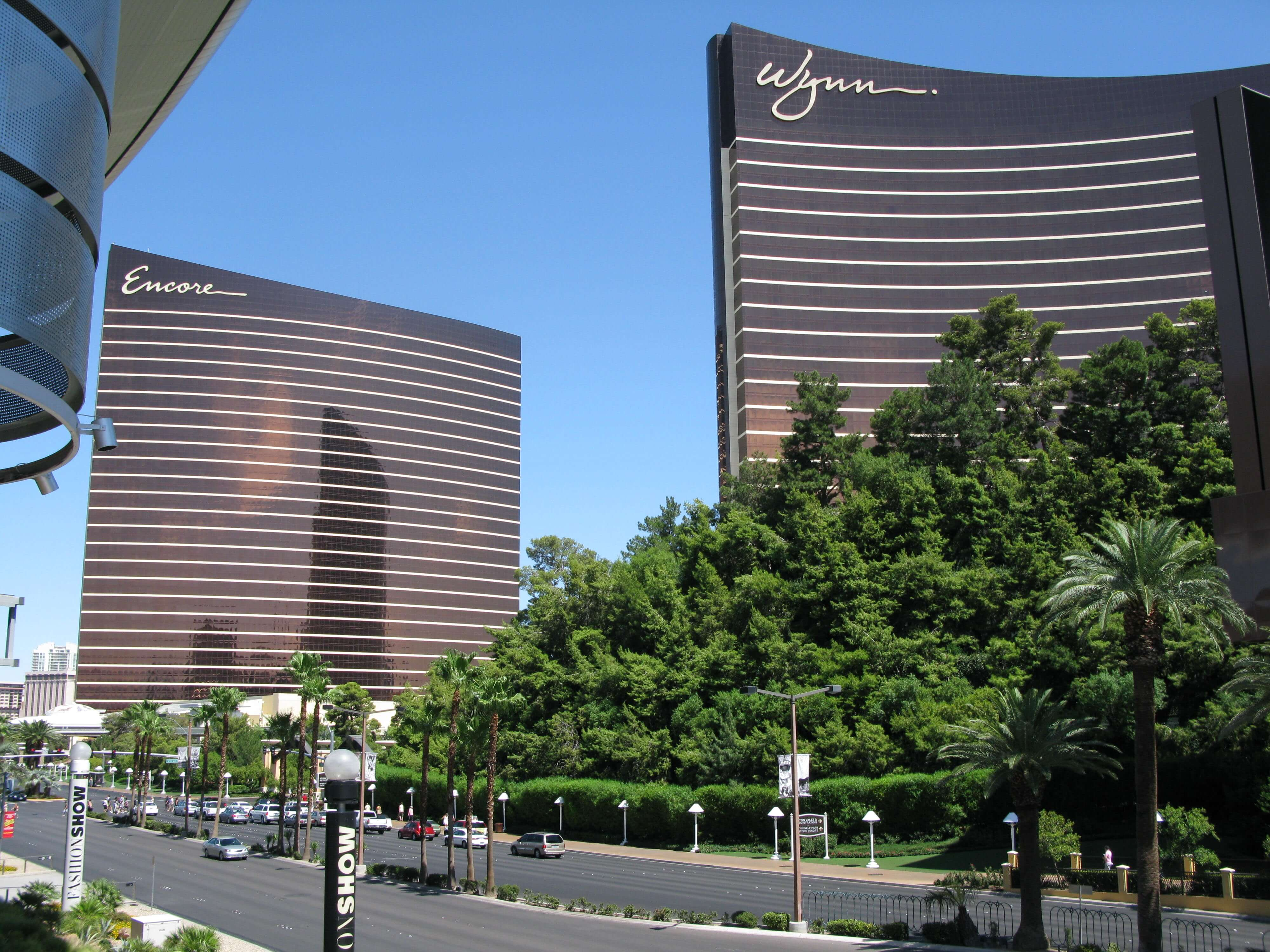 Le Wynn à Vegas