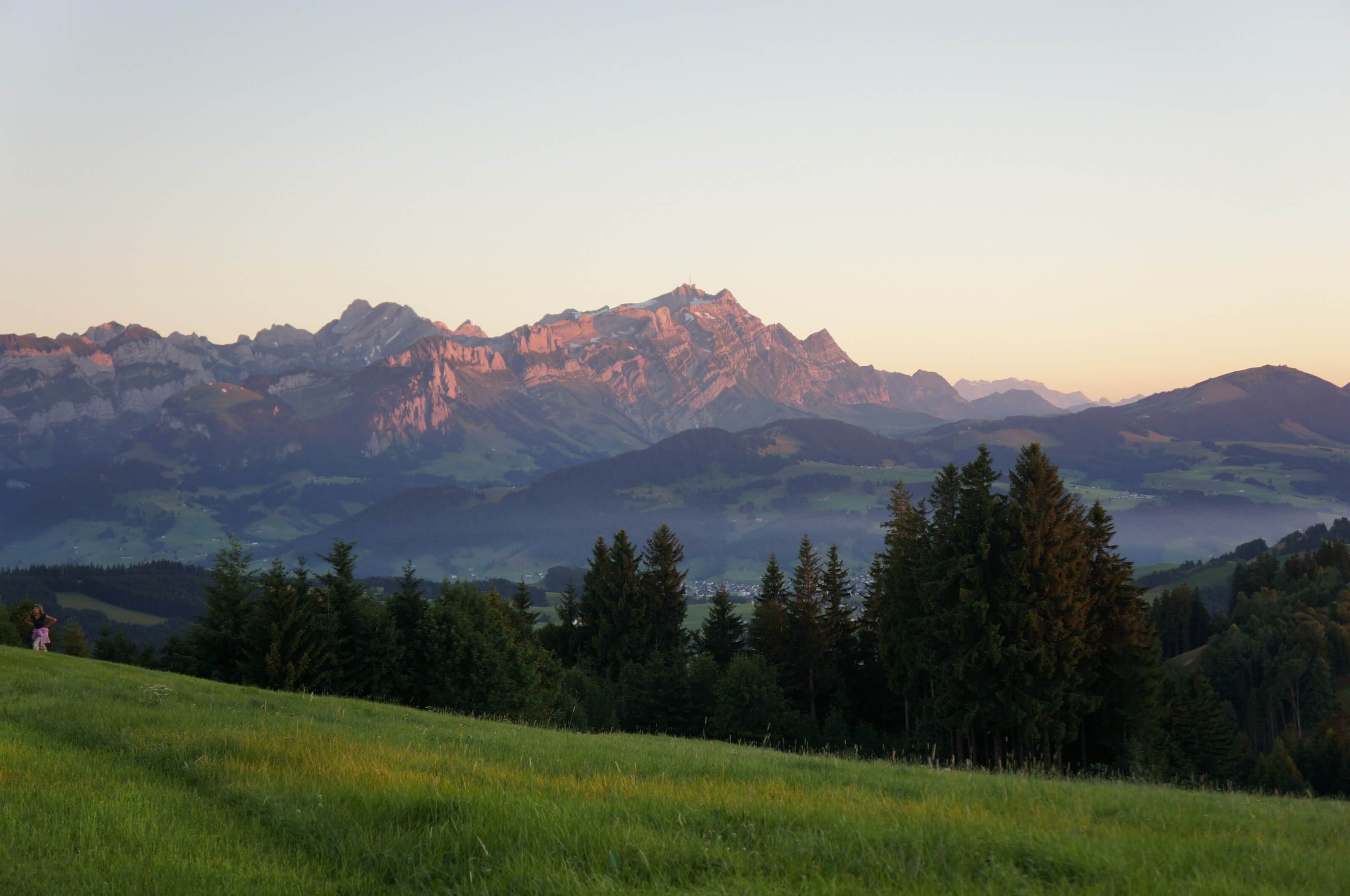 appenzell, suisse