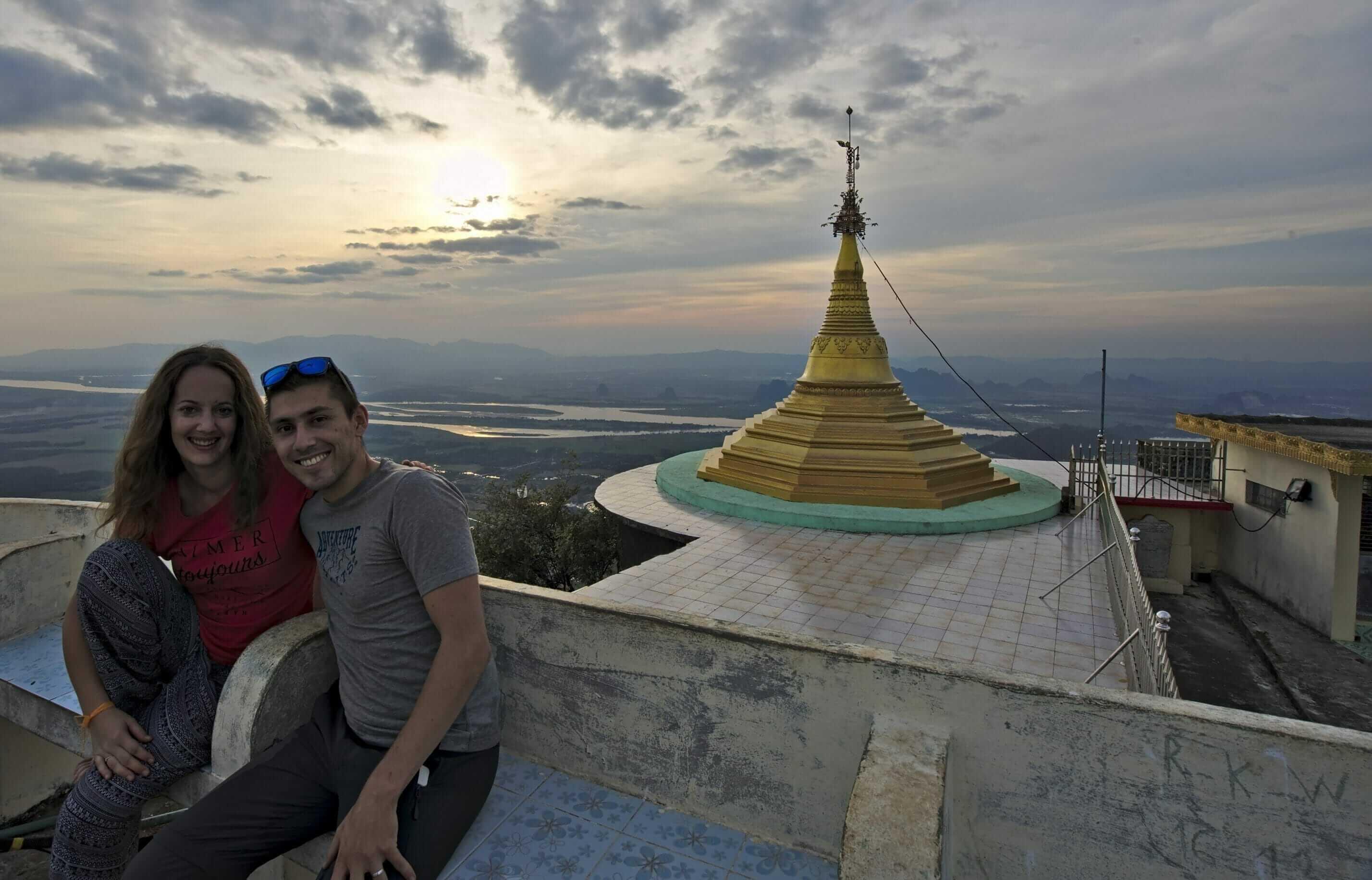 novomonde in Myanmar
