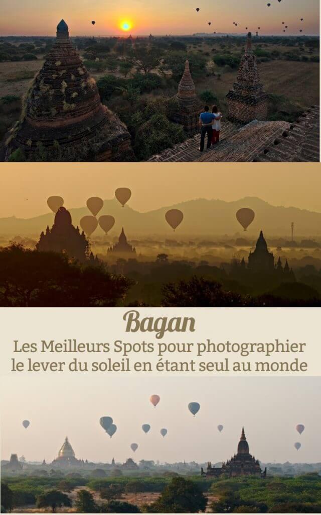 les montgolfières de bagan