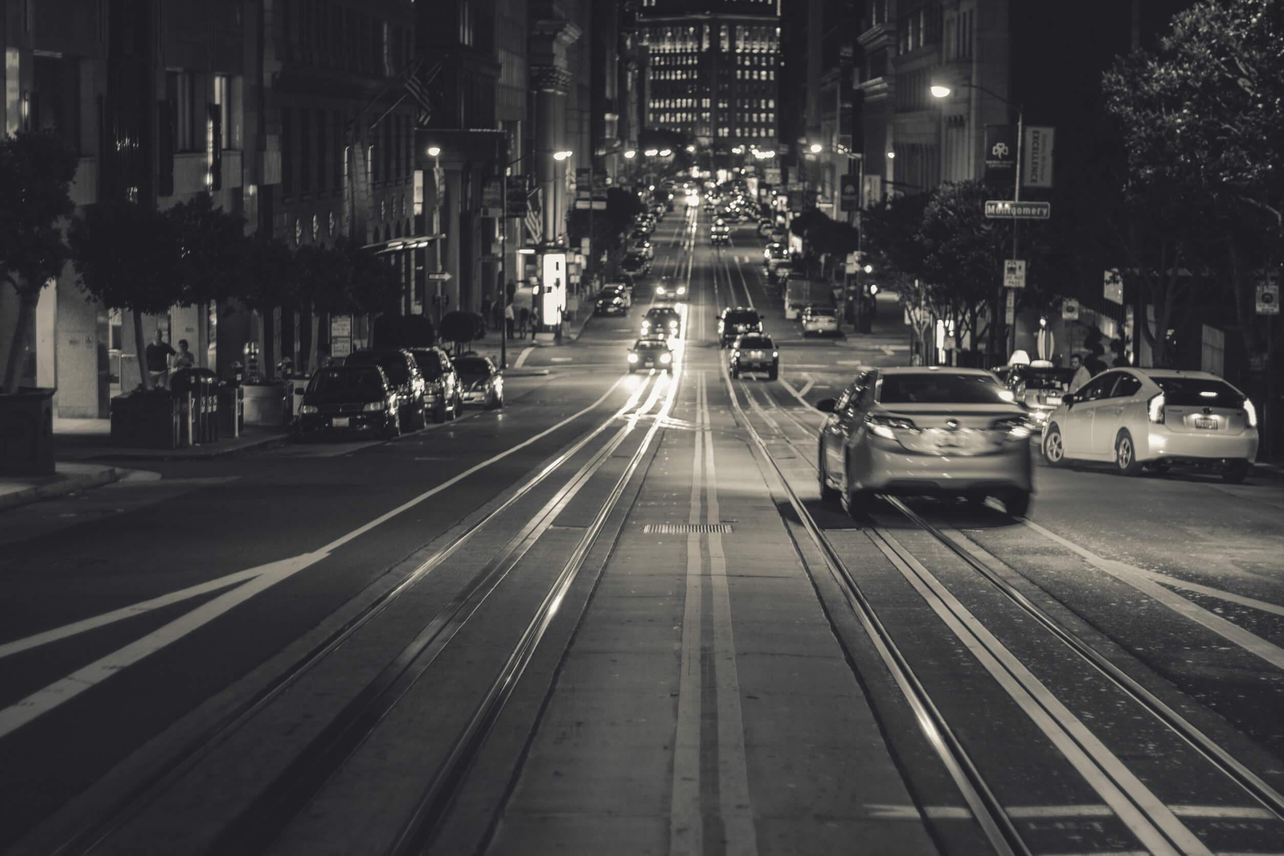 rues de san francisco