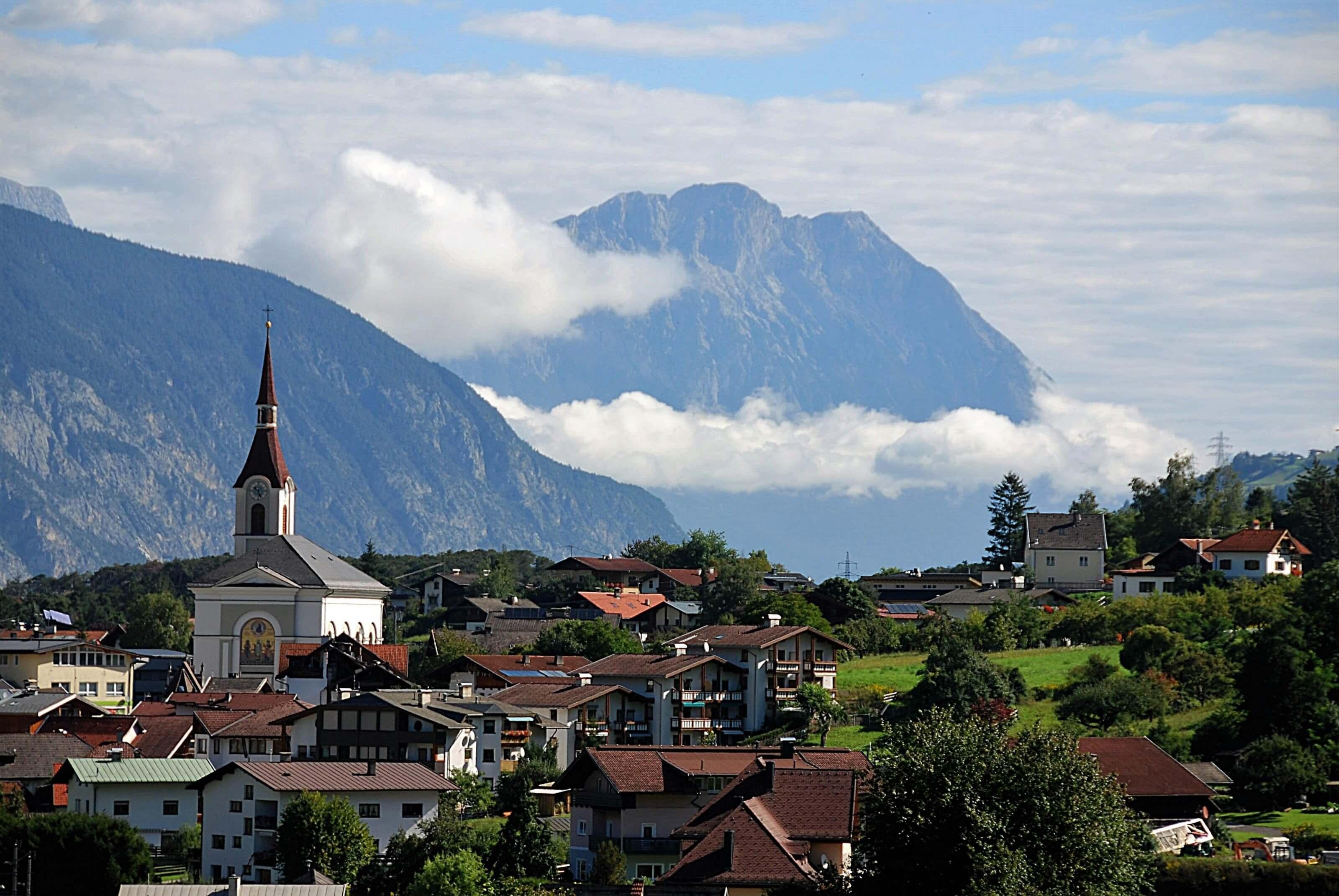 autriche, village