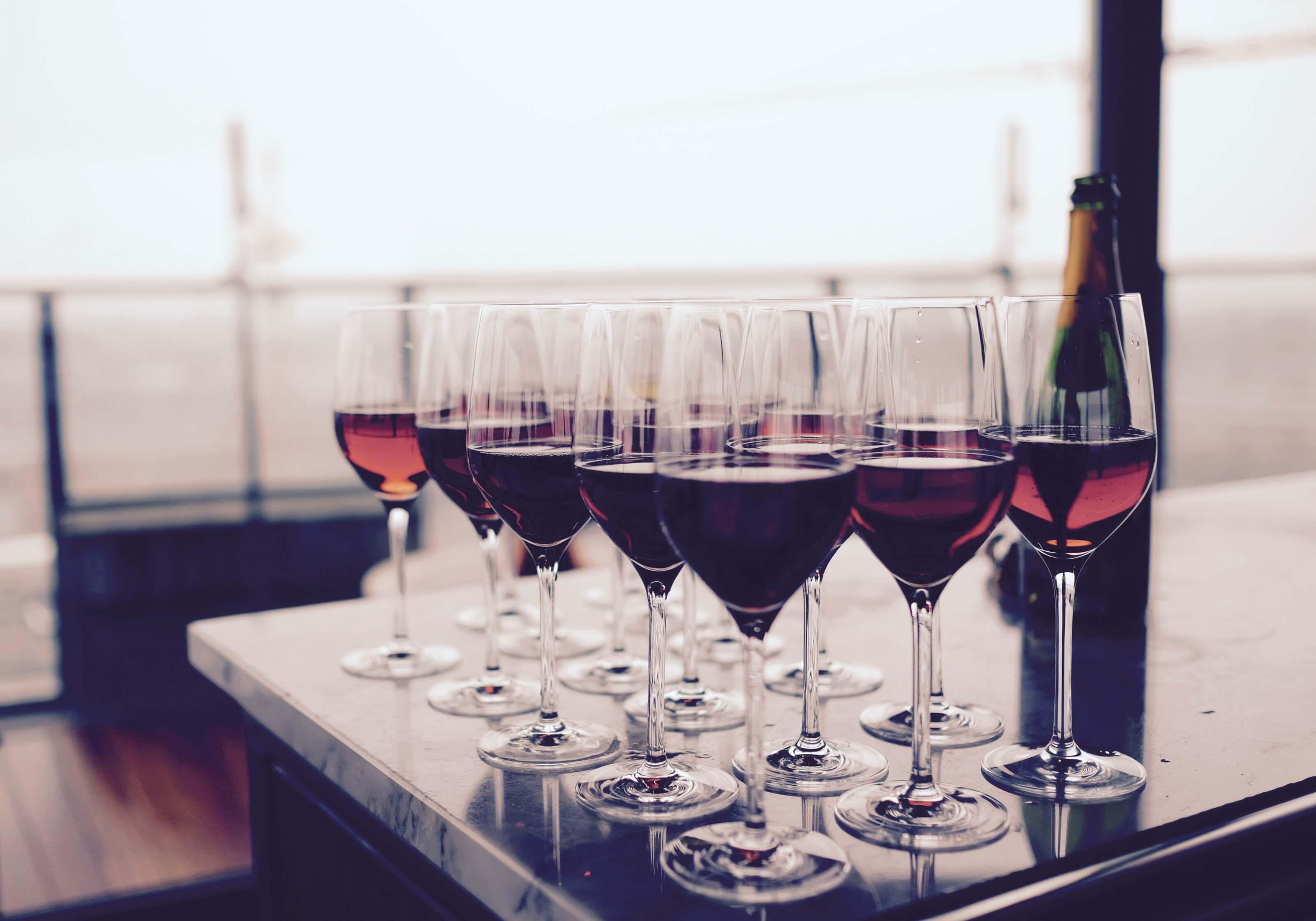 tests de vins