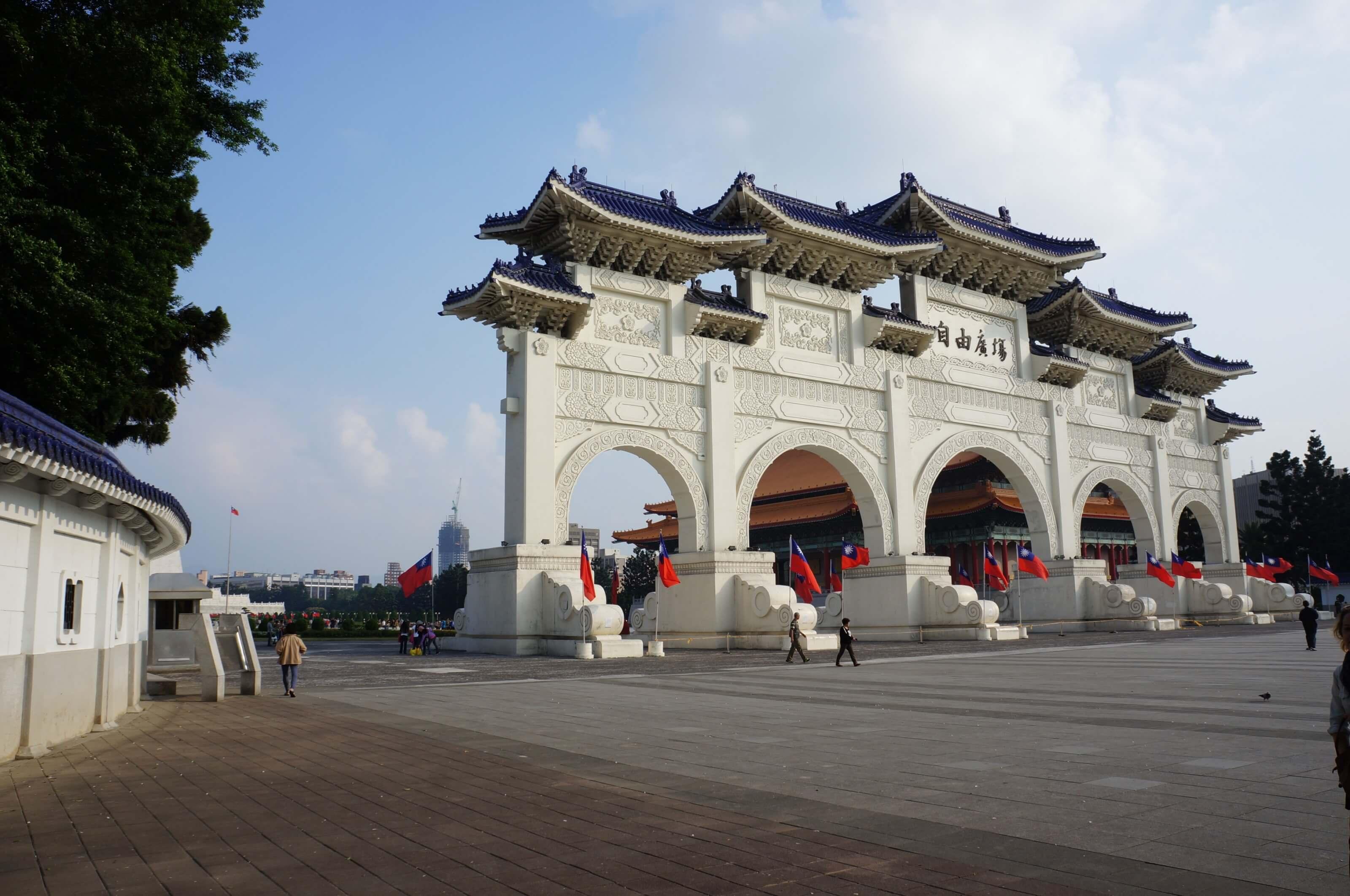 taipei capital of taiwan