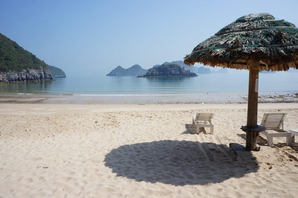 vietnam: baie d'Halong