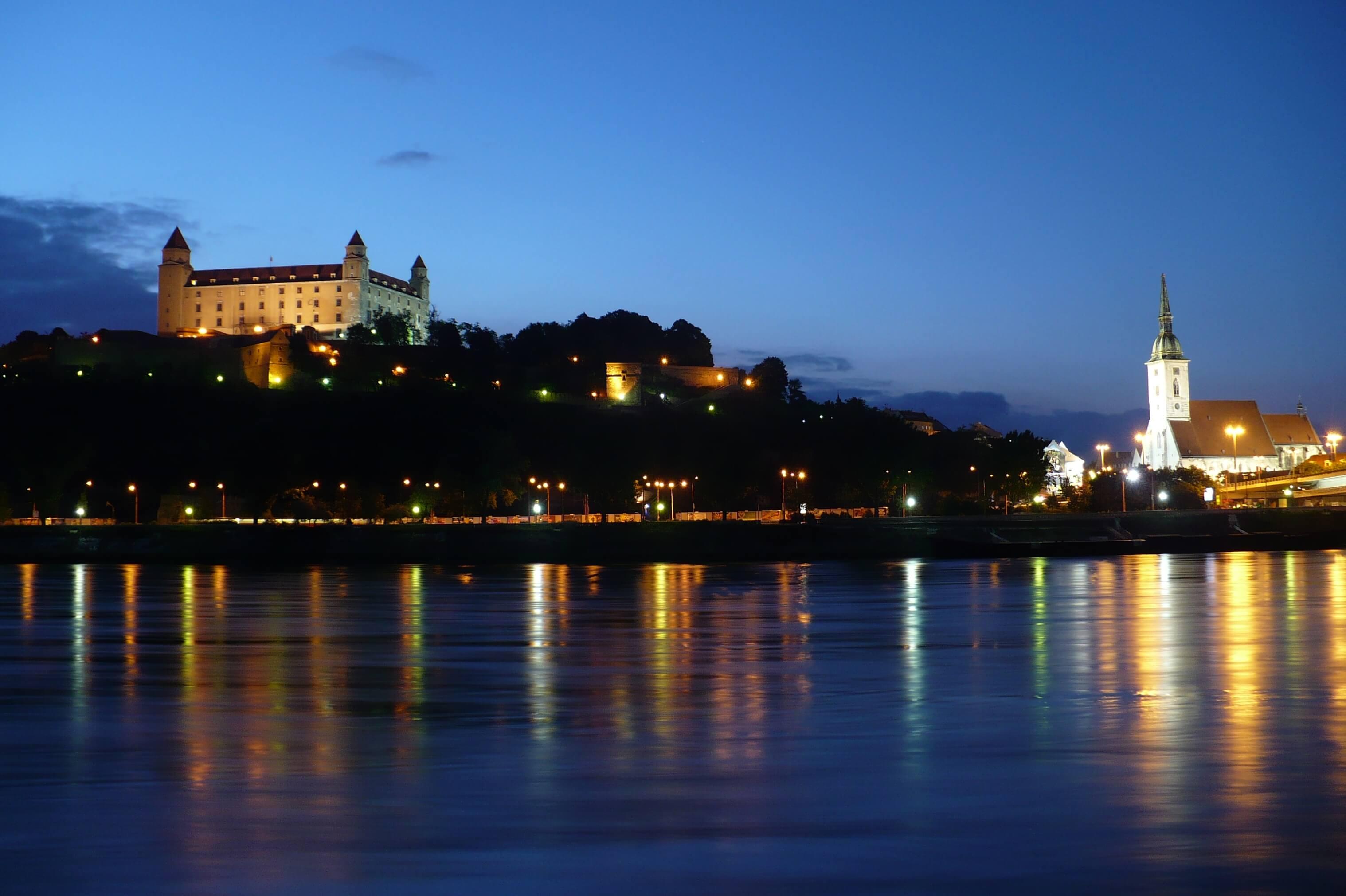 capitale slovaquie: bratislava
