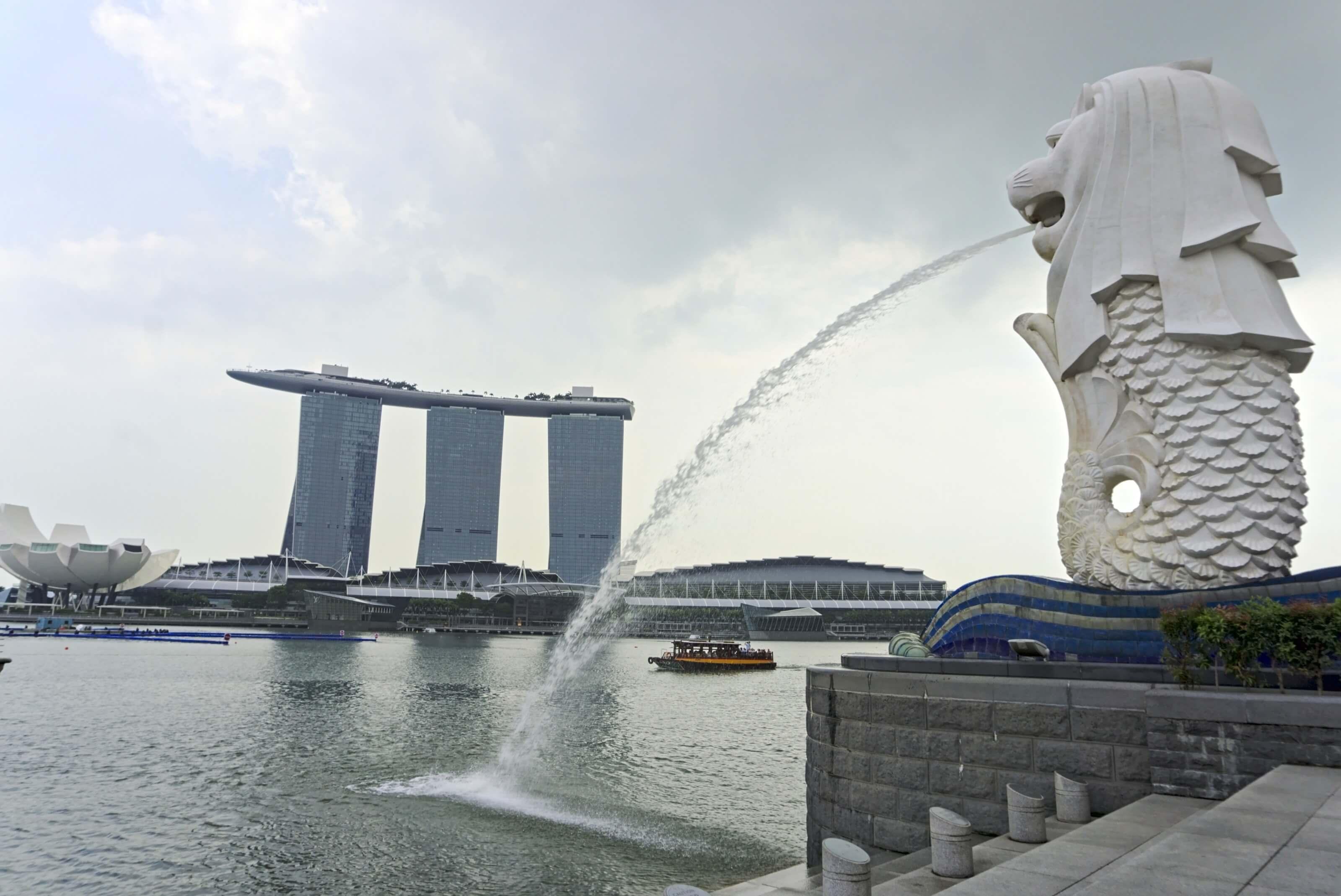 visiter singapour