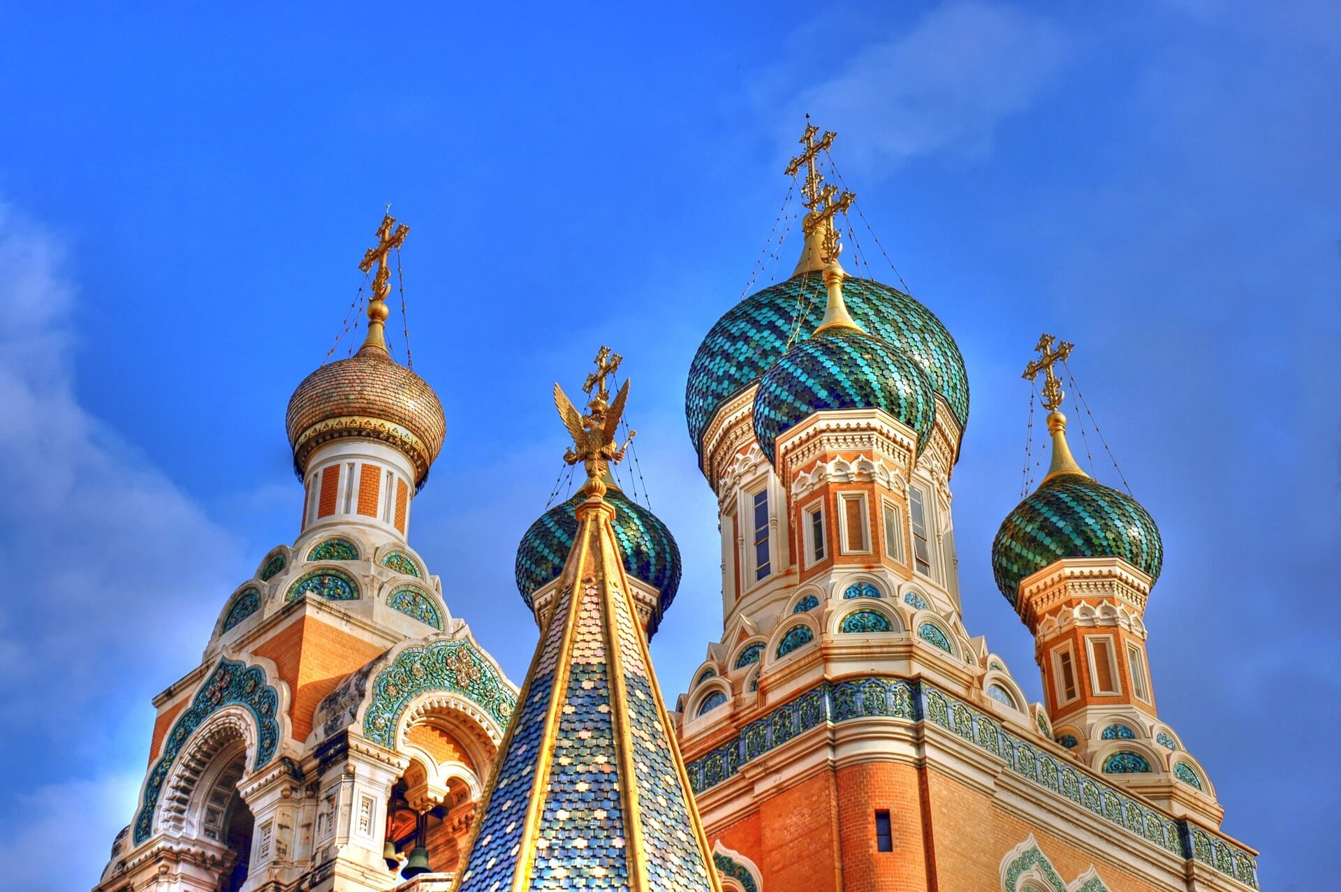 basilique russe