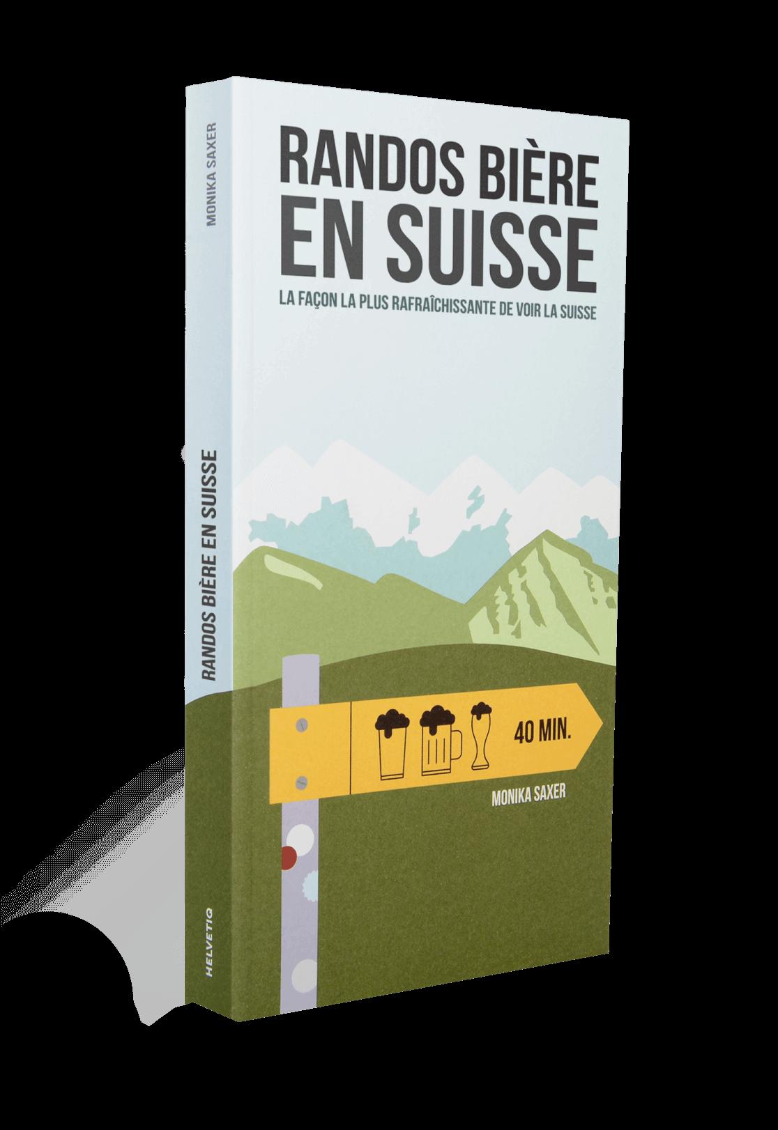 randonnée bière en suisse