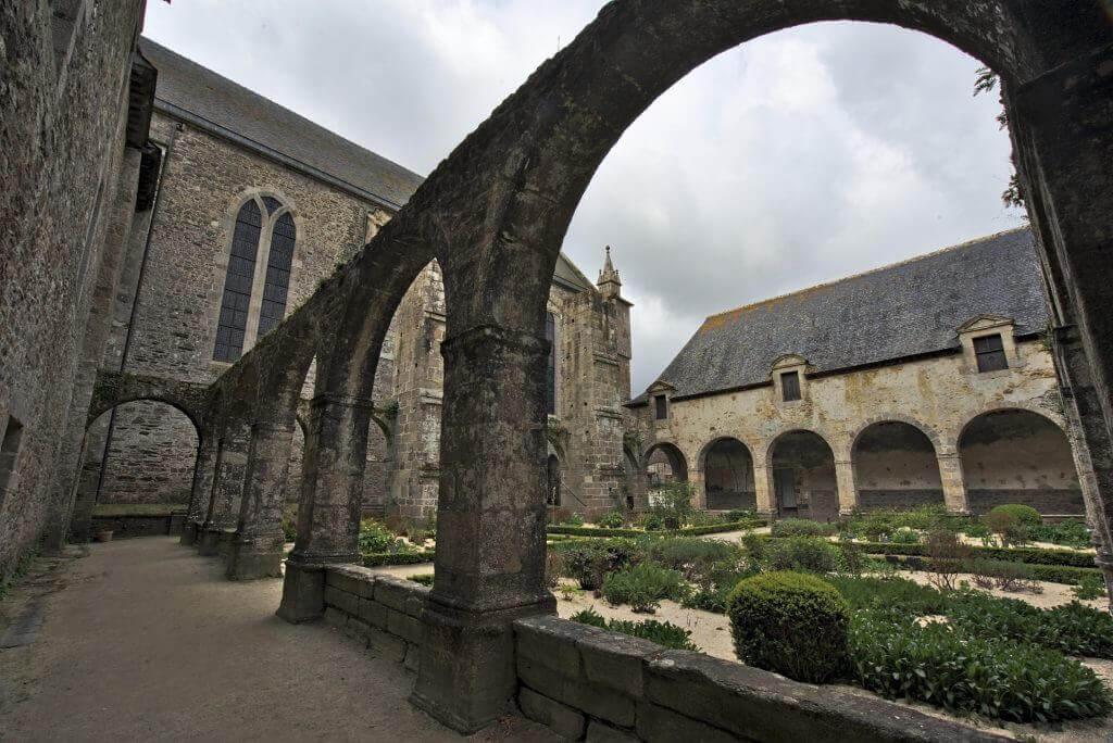 l'Abbaye de Léhon