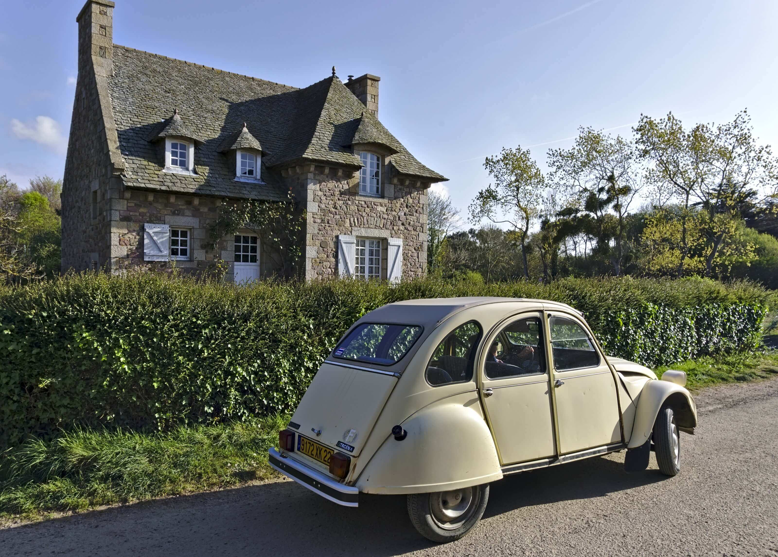 roadtrip in brittany