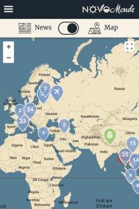 novo-map mobile
