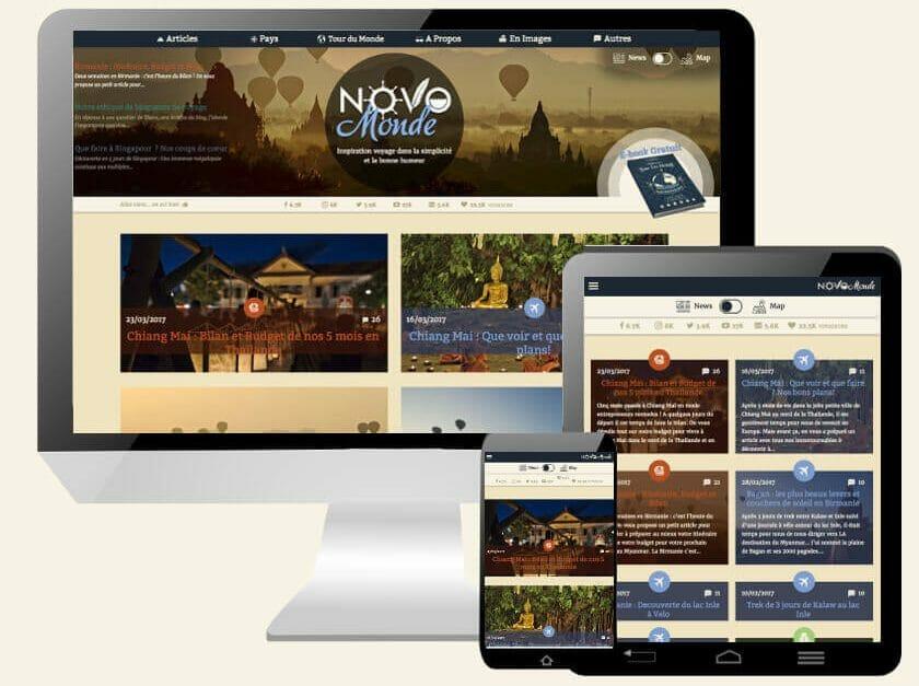 novo-monde design