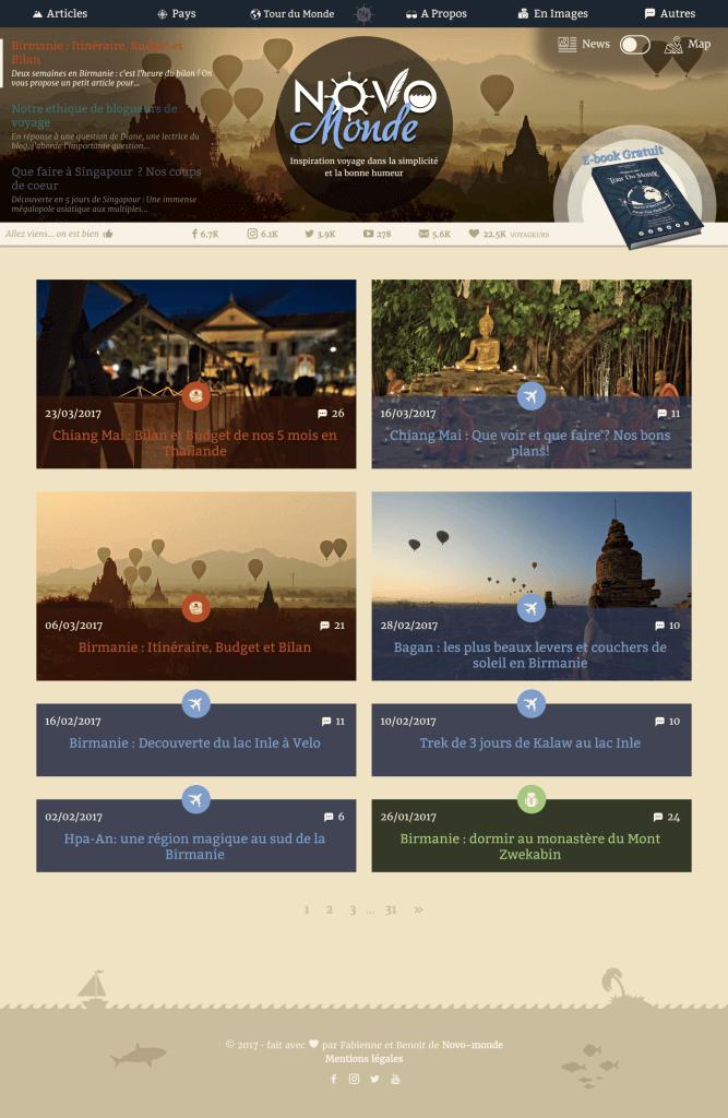 version desktop novo-monde