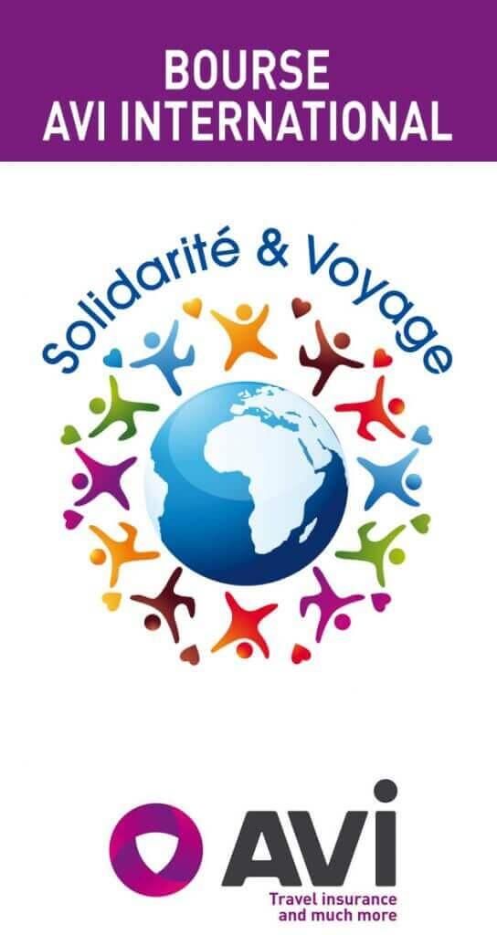 AVI bourse voyage solidaire