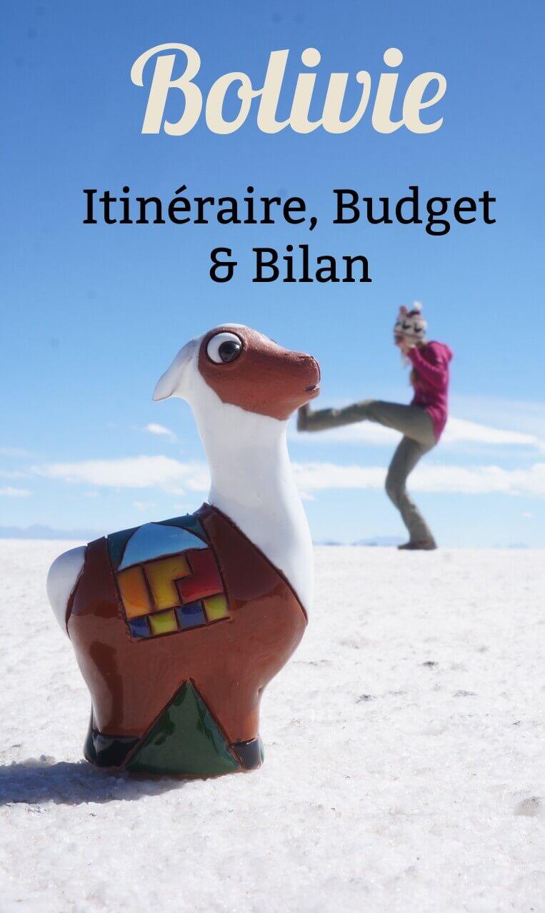 budget et itinéraire bolivie