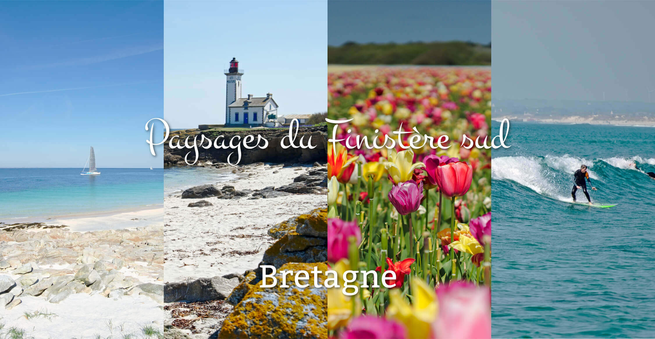 paysages finistere sud