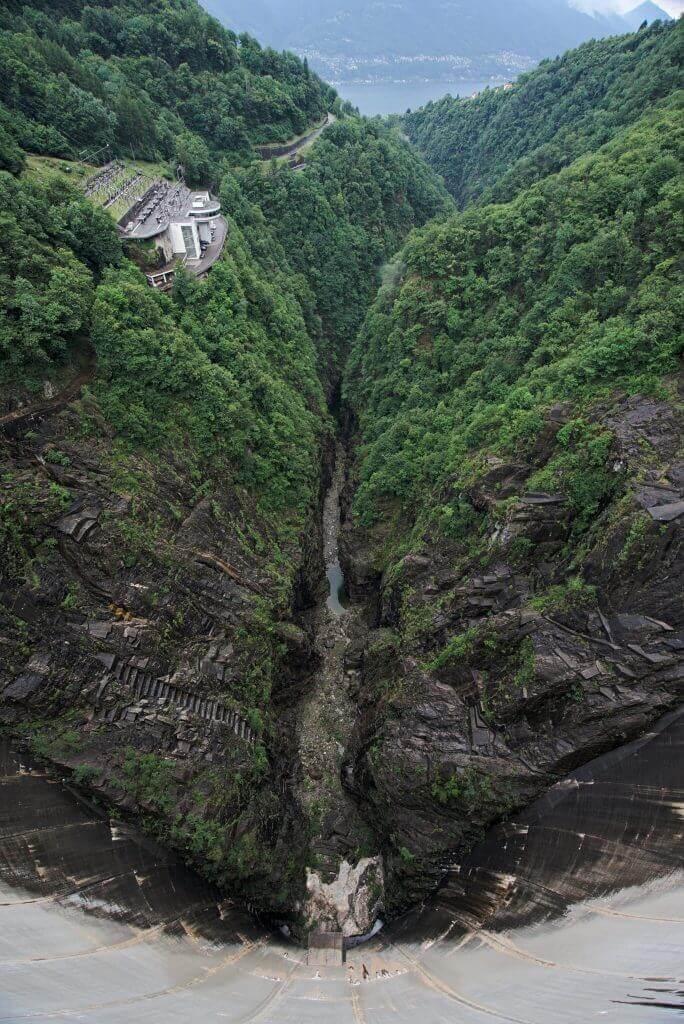 barrage vezasca
