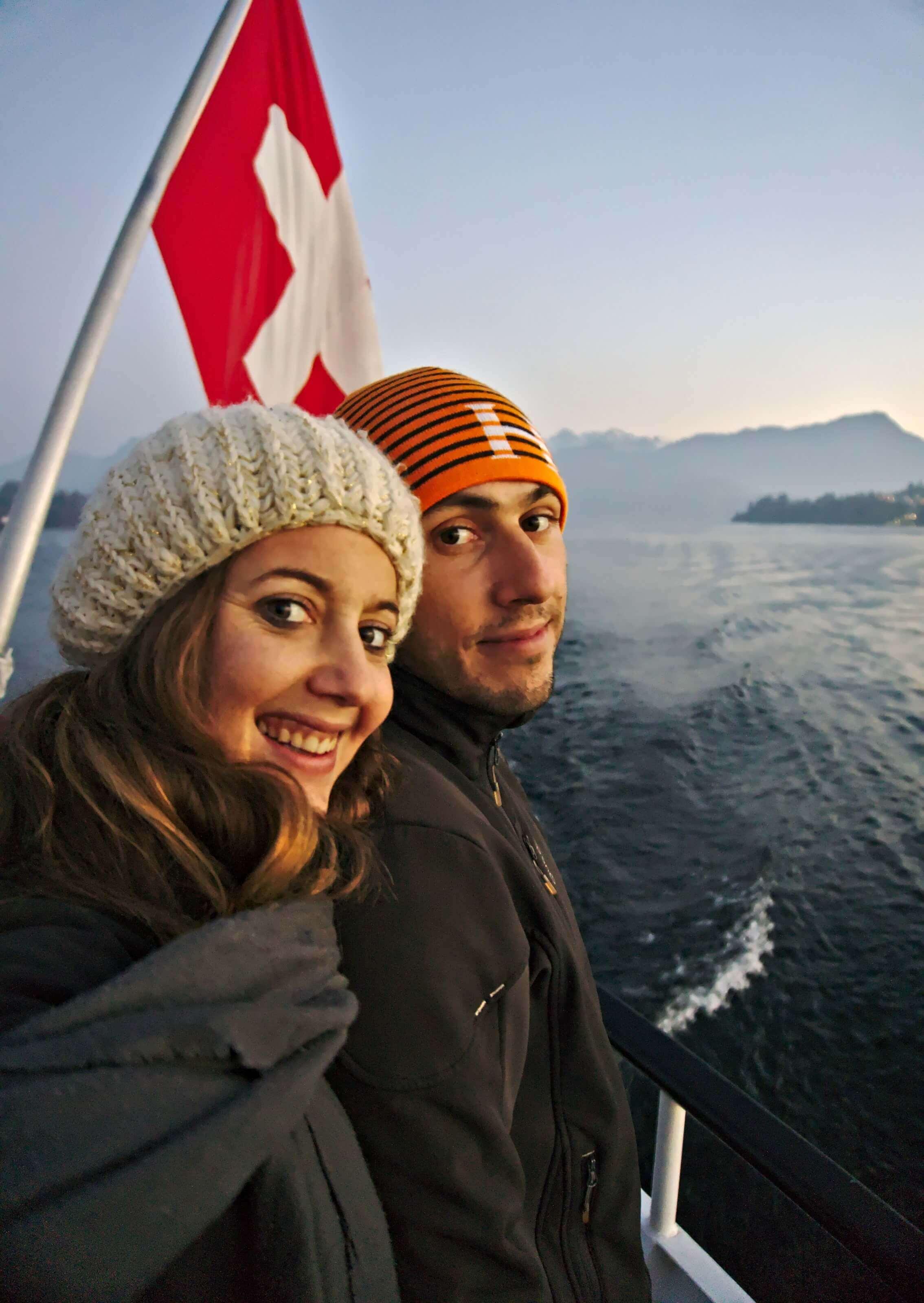 fabienne et benoit suisse novo-monde