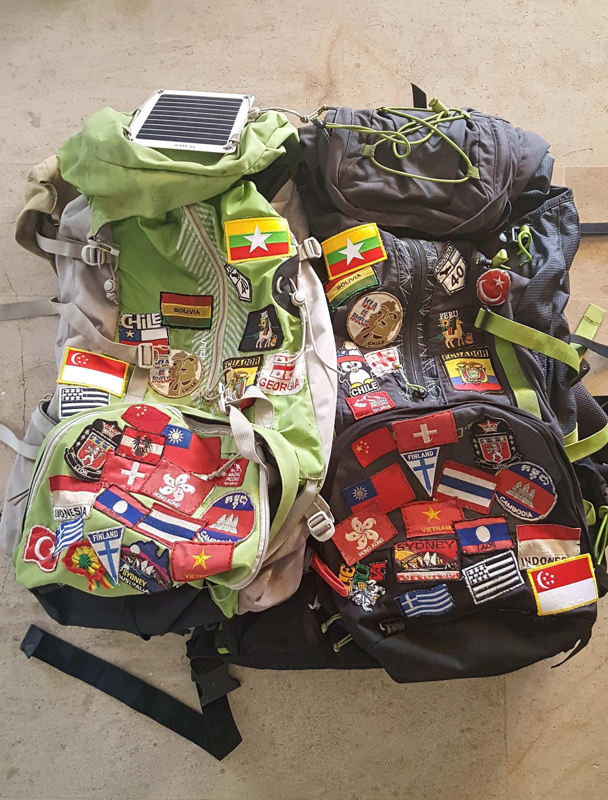 sac à dos rando
